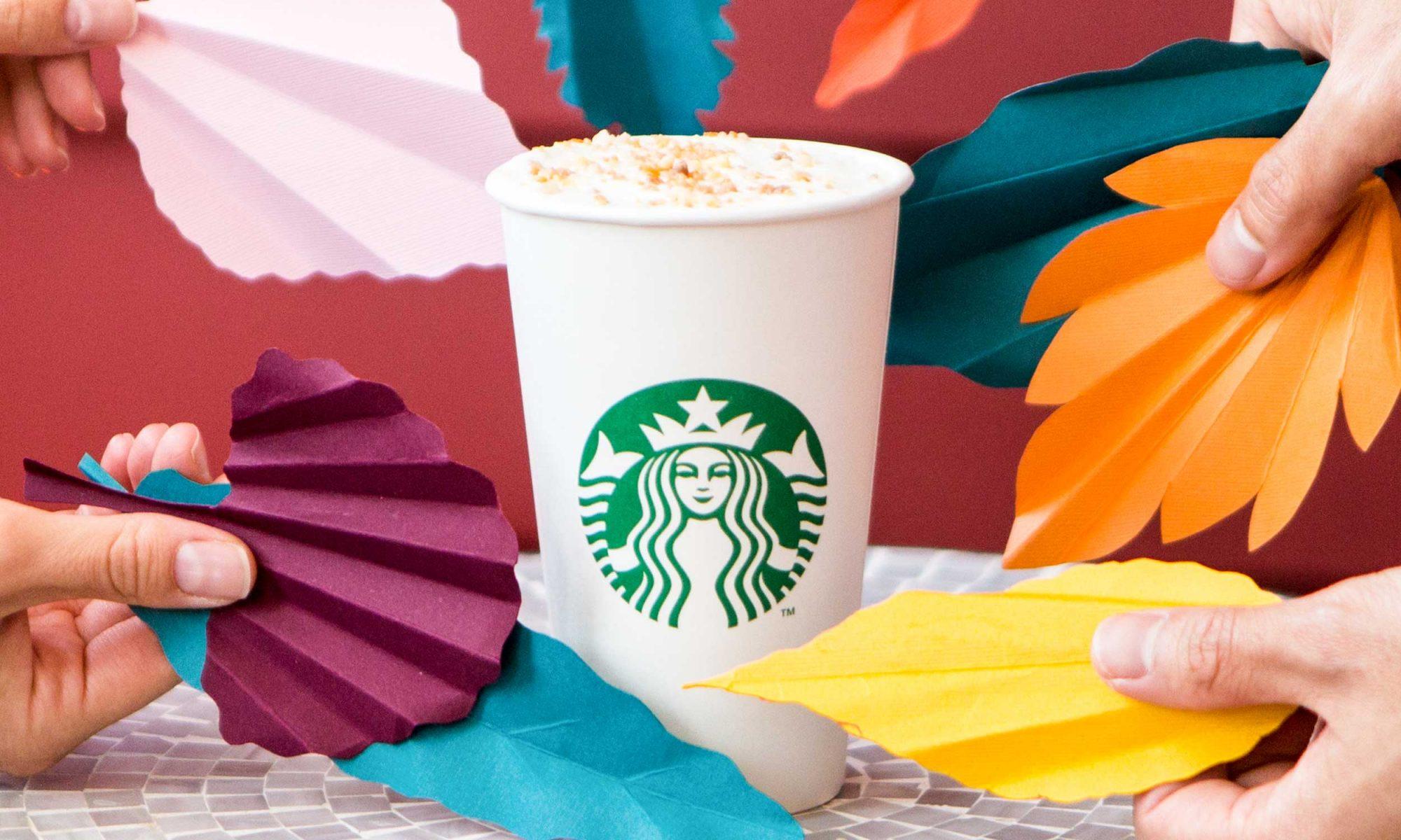 EC: Starbucks' New Fall Drink Is a Maple Pecan Latte