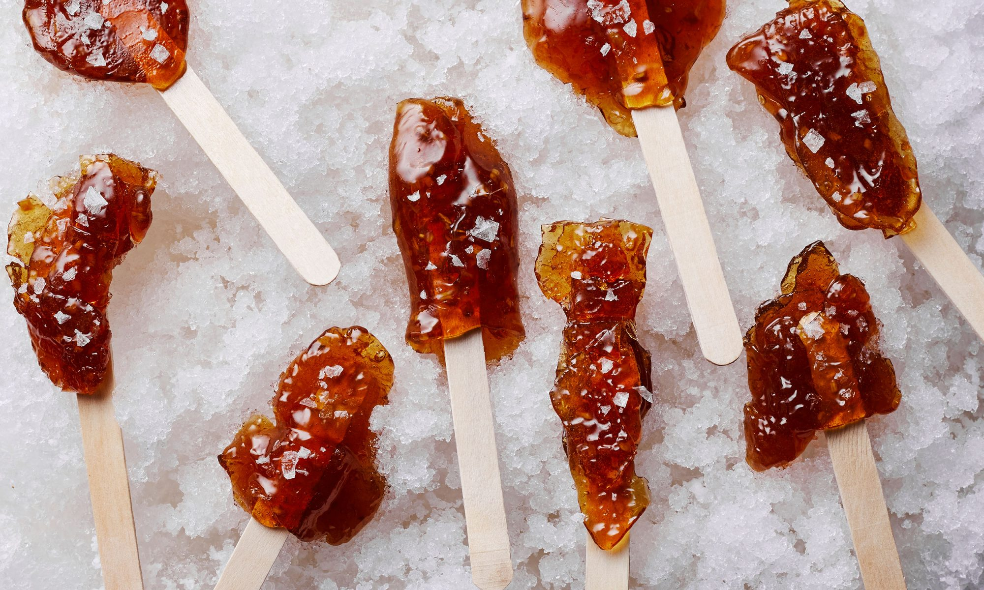 9375cf6923b Maple Syrup Snow Candy