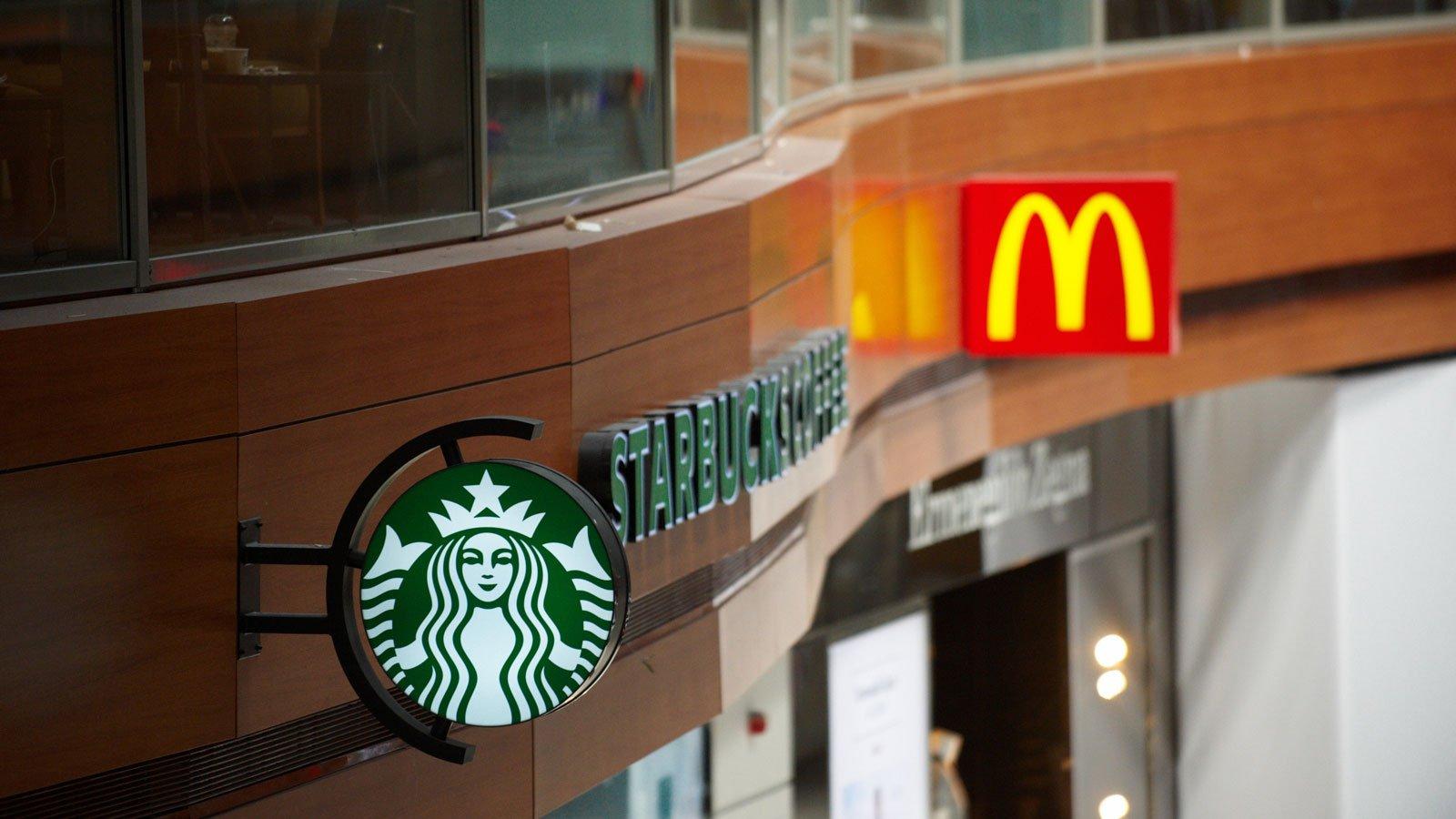 EC: McDonald's Customers More Loyal Than Starbucks