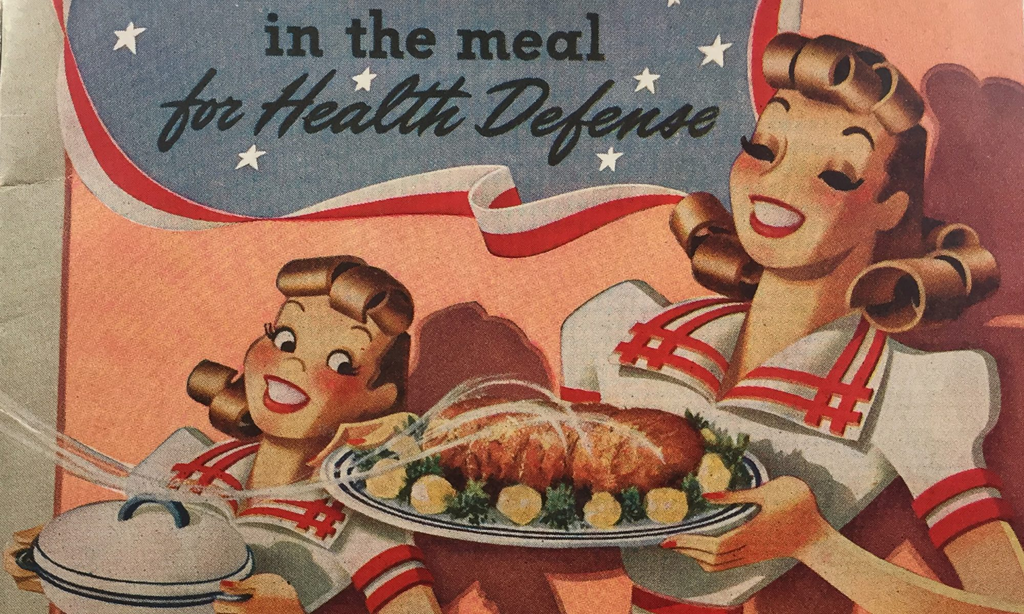 EC: Wartime Scrapple May Save Us All