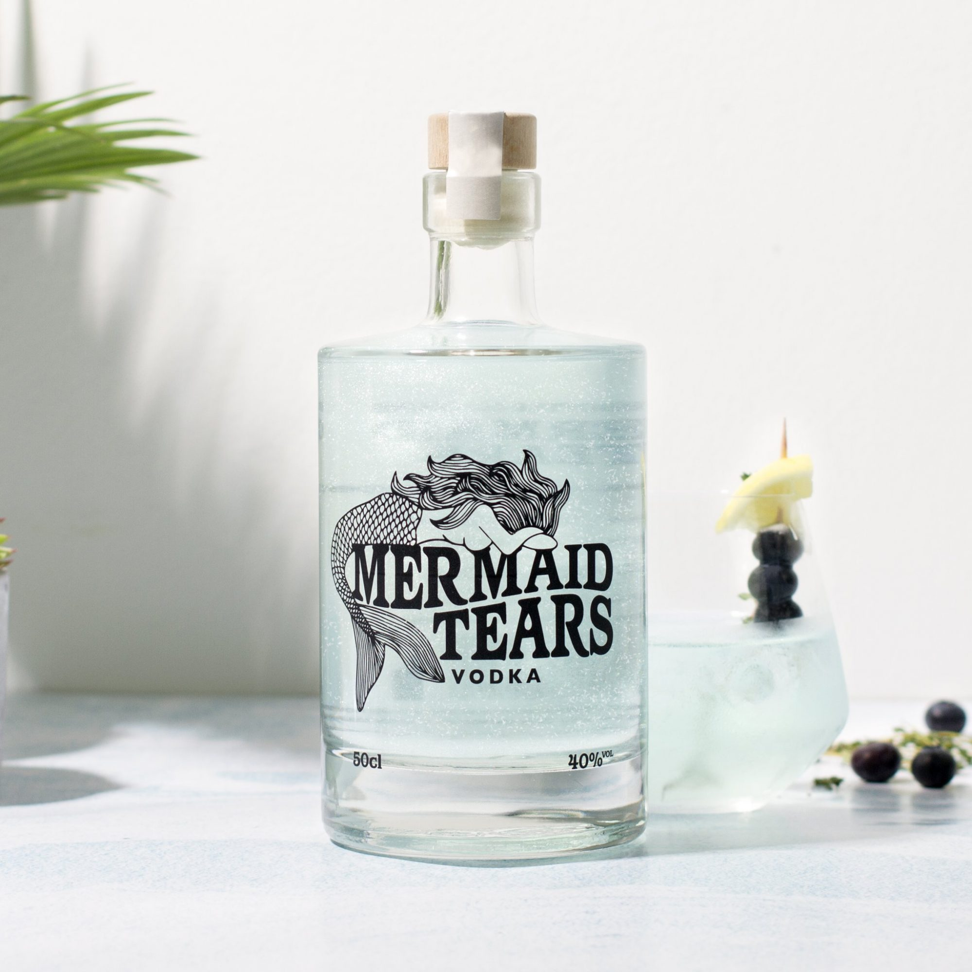 EC: Sparkly Mermaid Tears Vodka Is a Thing Now