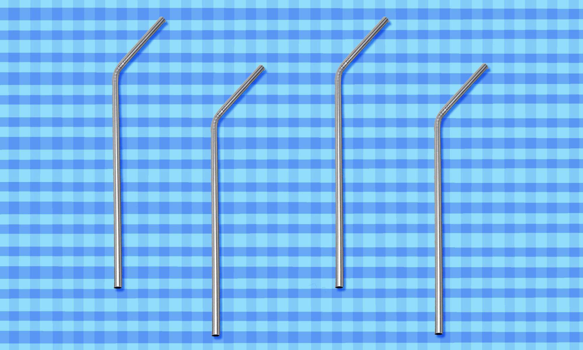 EC: Metal Straws Make Every Drink Taste Better