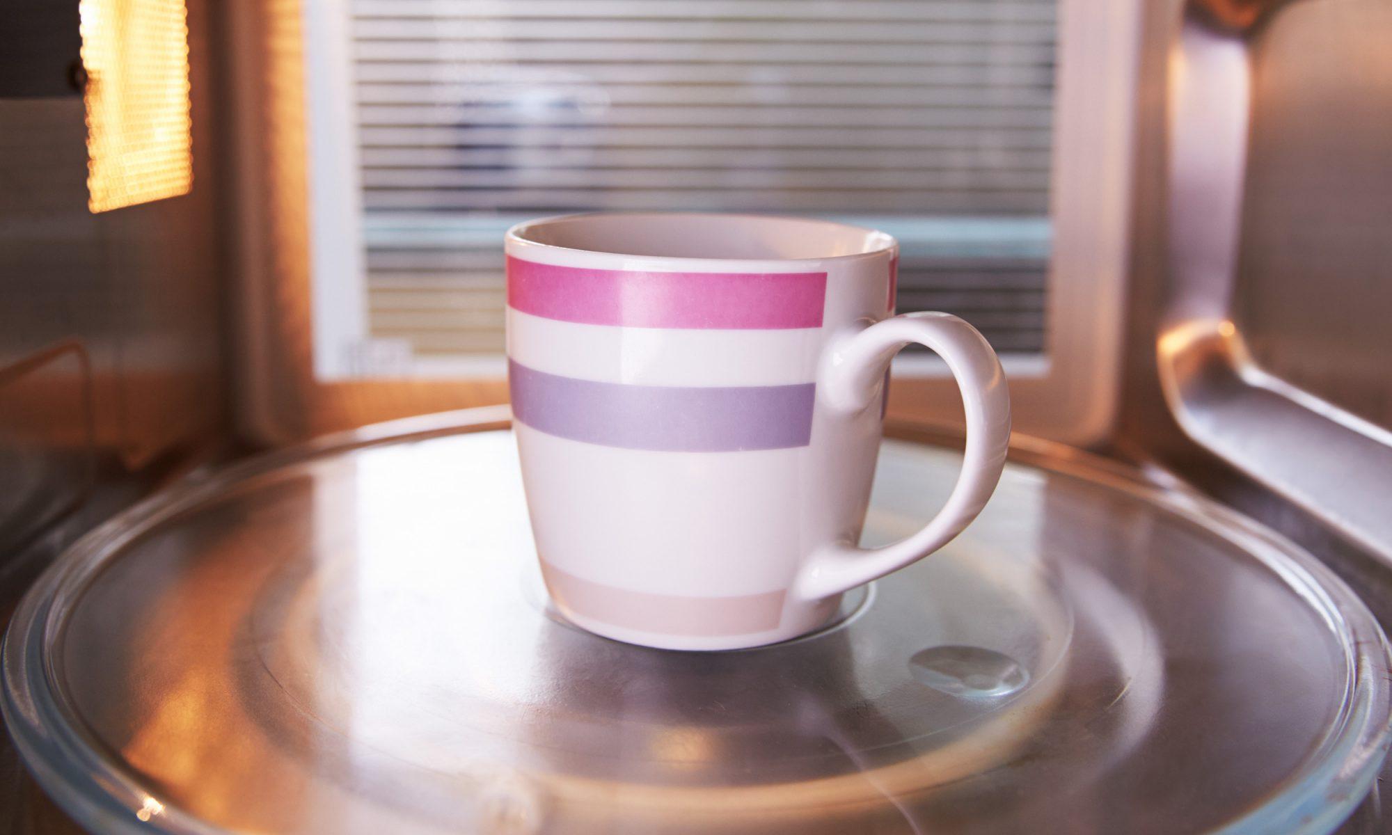EC: Microwaving Your Tea Makes It Healthier