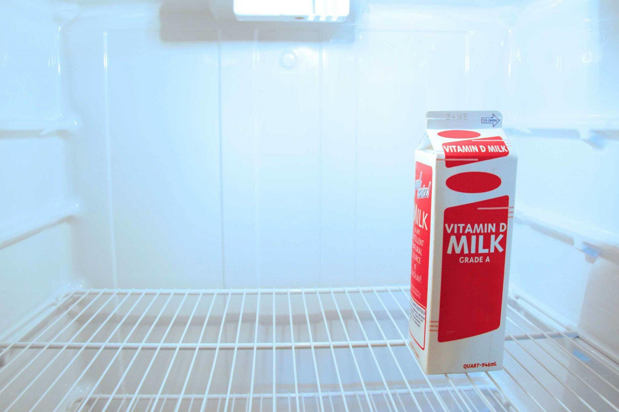 EC: How to Store Milk So It Doesn't Spoil Immediately