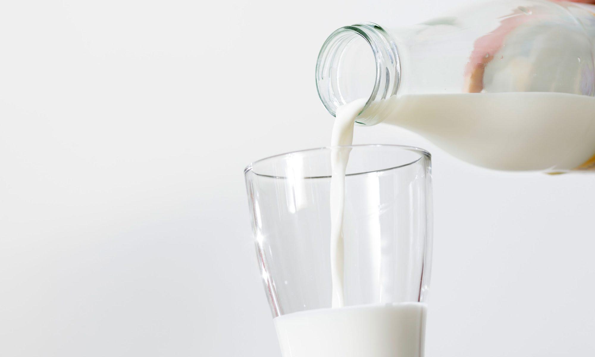 milk prices are rising