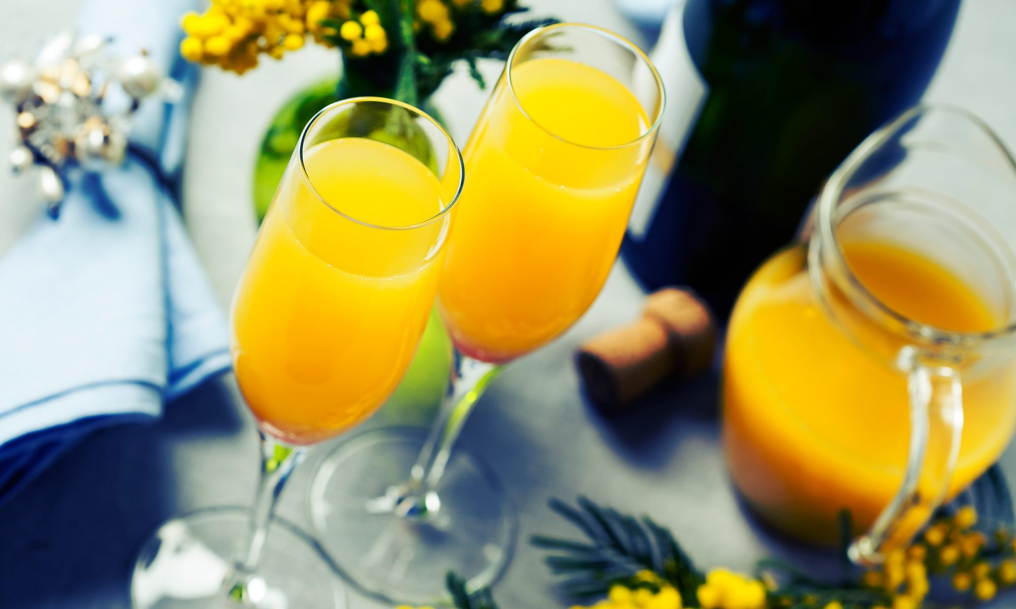 EC: How the Mimosa Became the Official Drink of Brunch