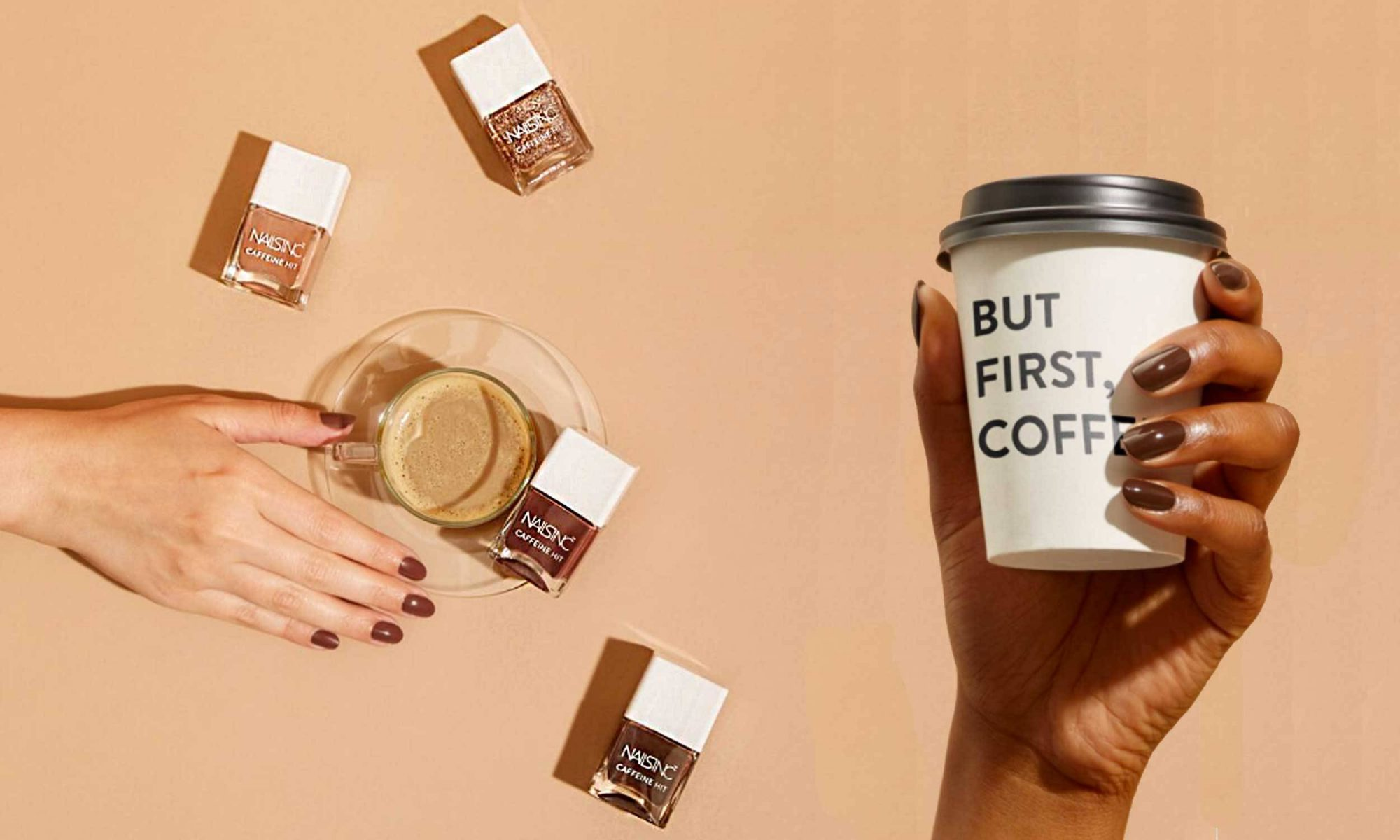 Caffeine-Infused Nail Polish Doesn't Work the Way You Think