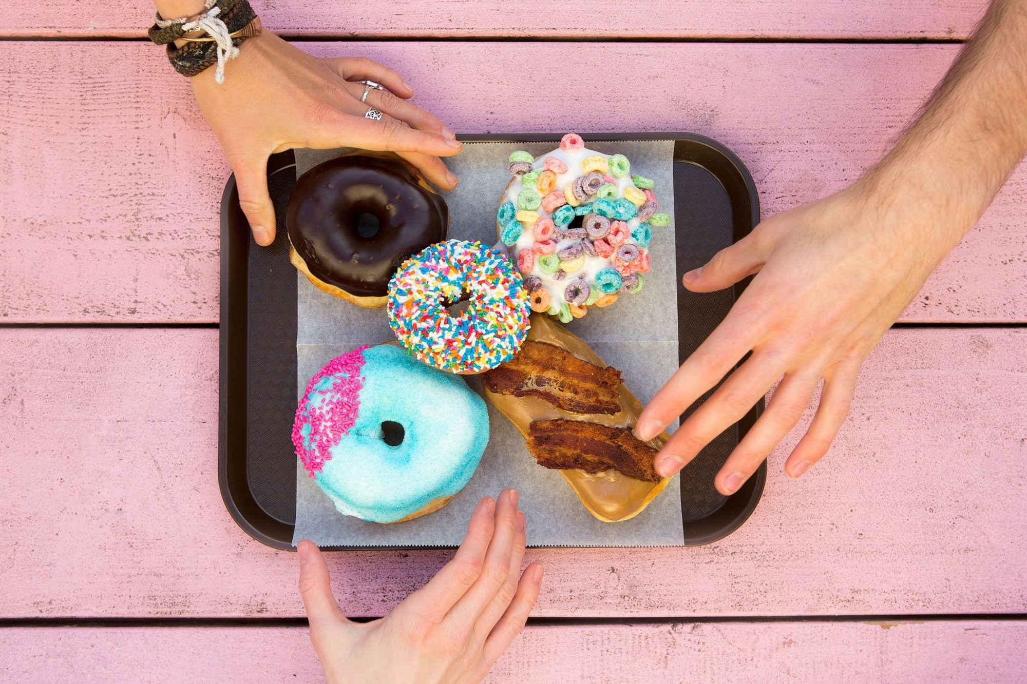 EC: How to Get Free Doughnuts on National Doughnut Day