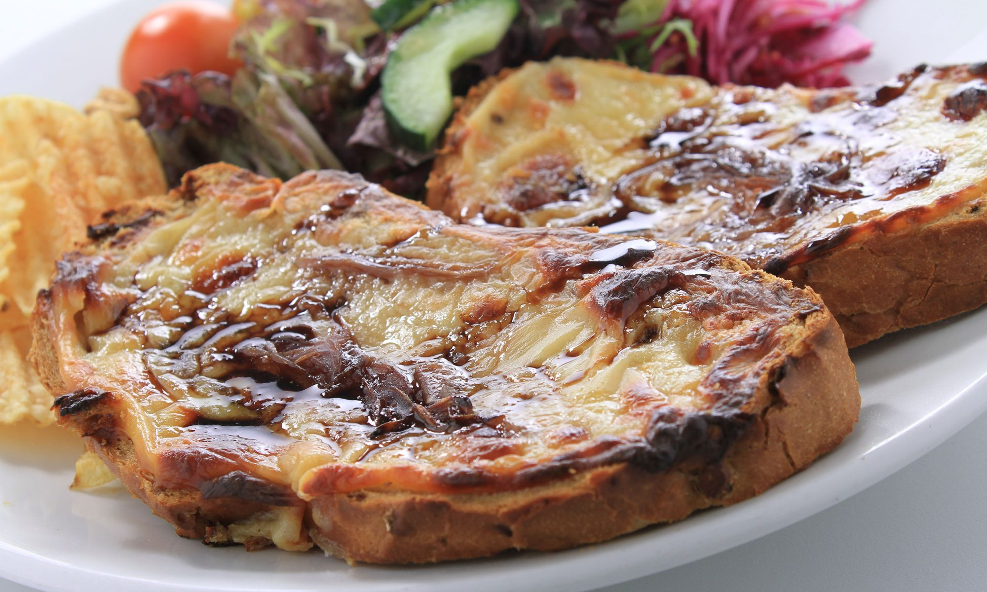 Make Welsh Rarebit for Breakfast Like the Champ You Are
