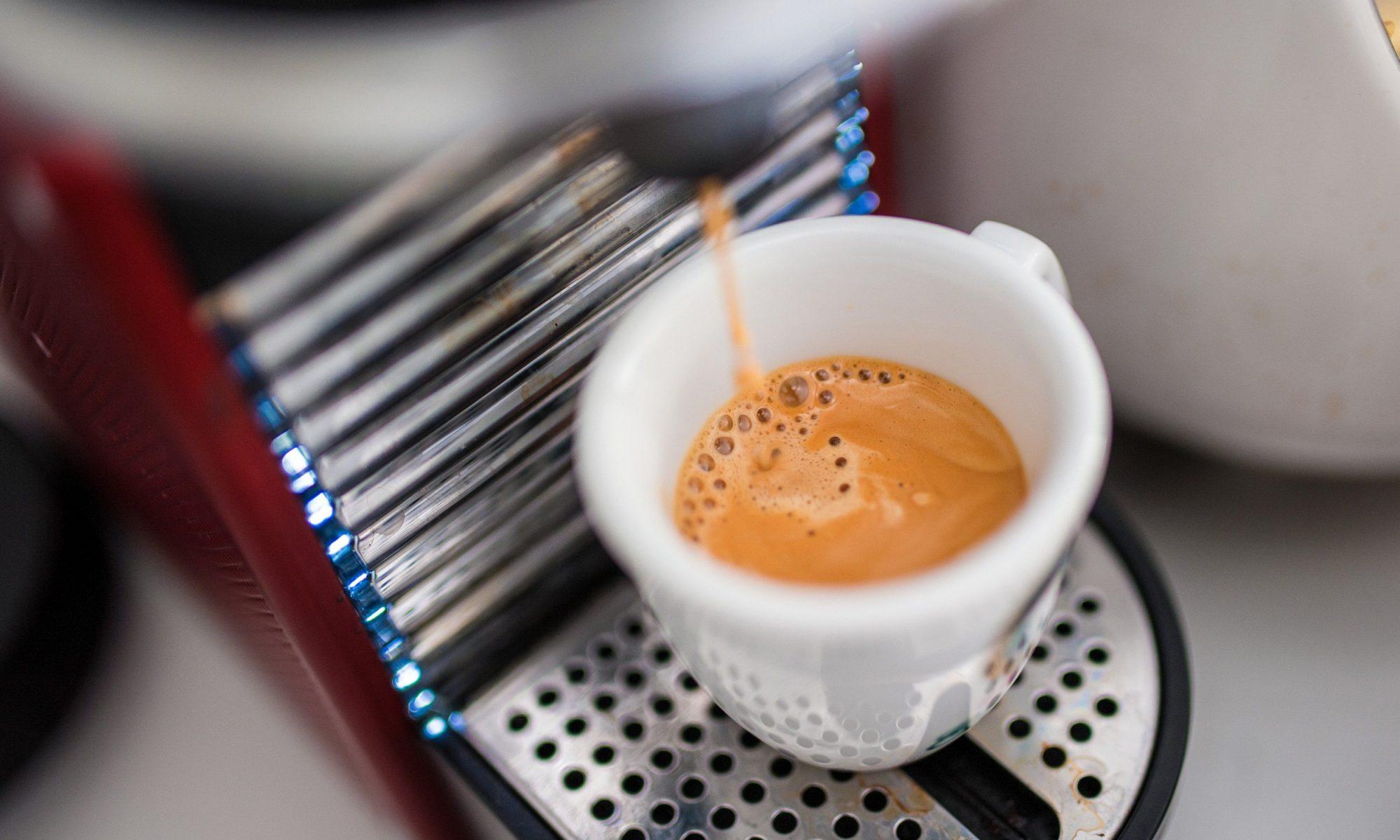 new nespresso machine