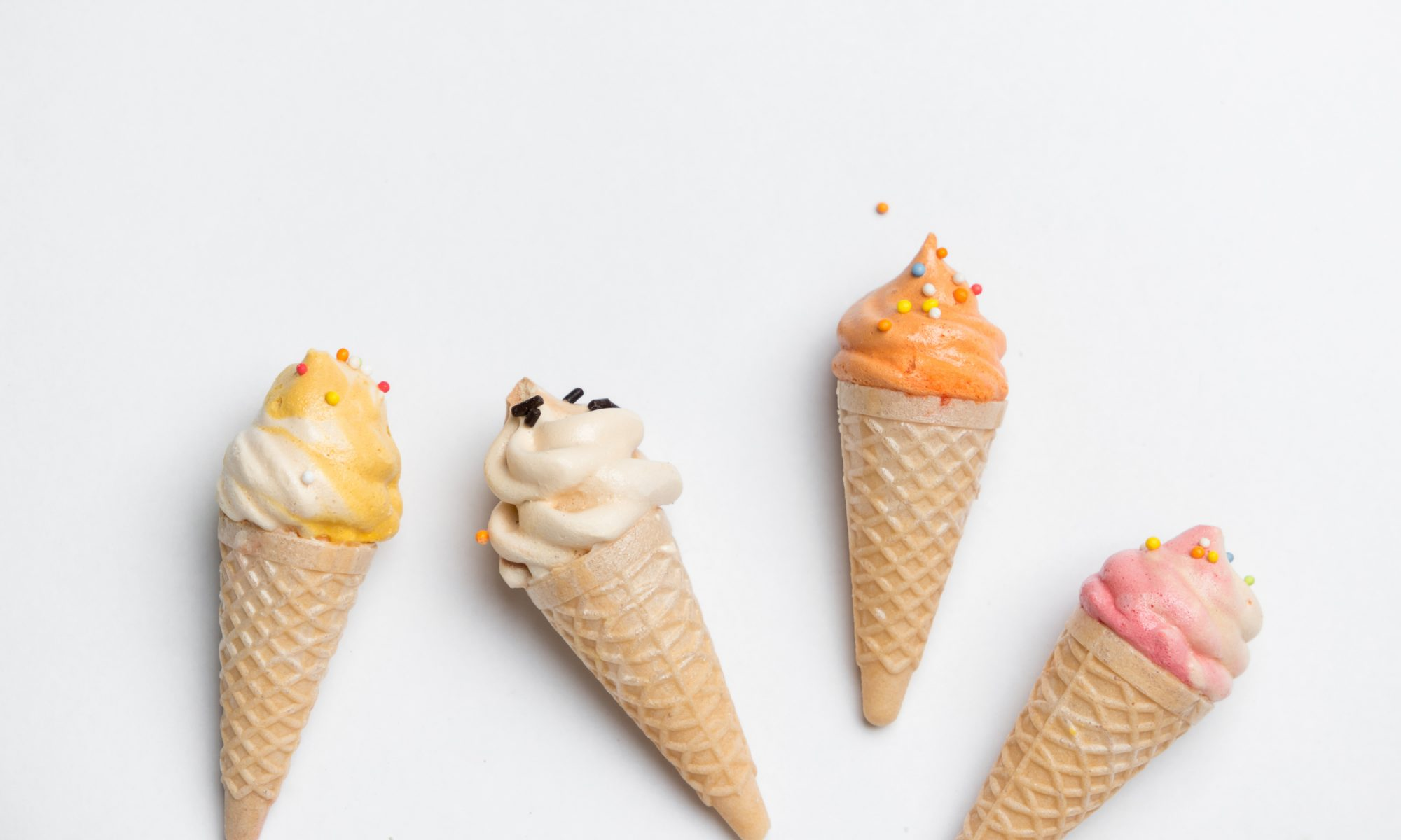 no-melt ice cream