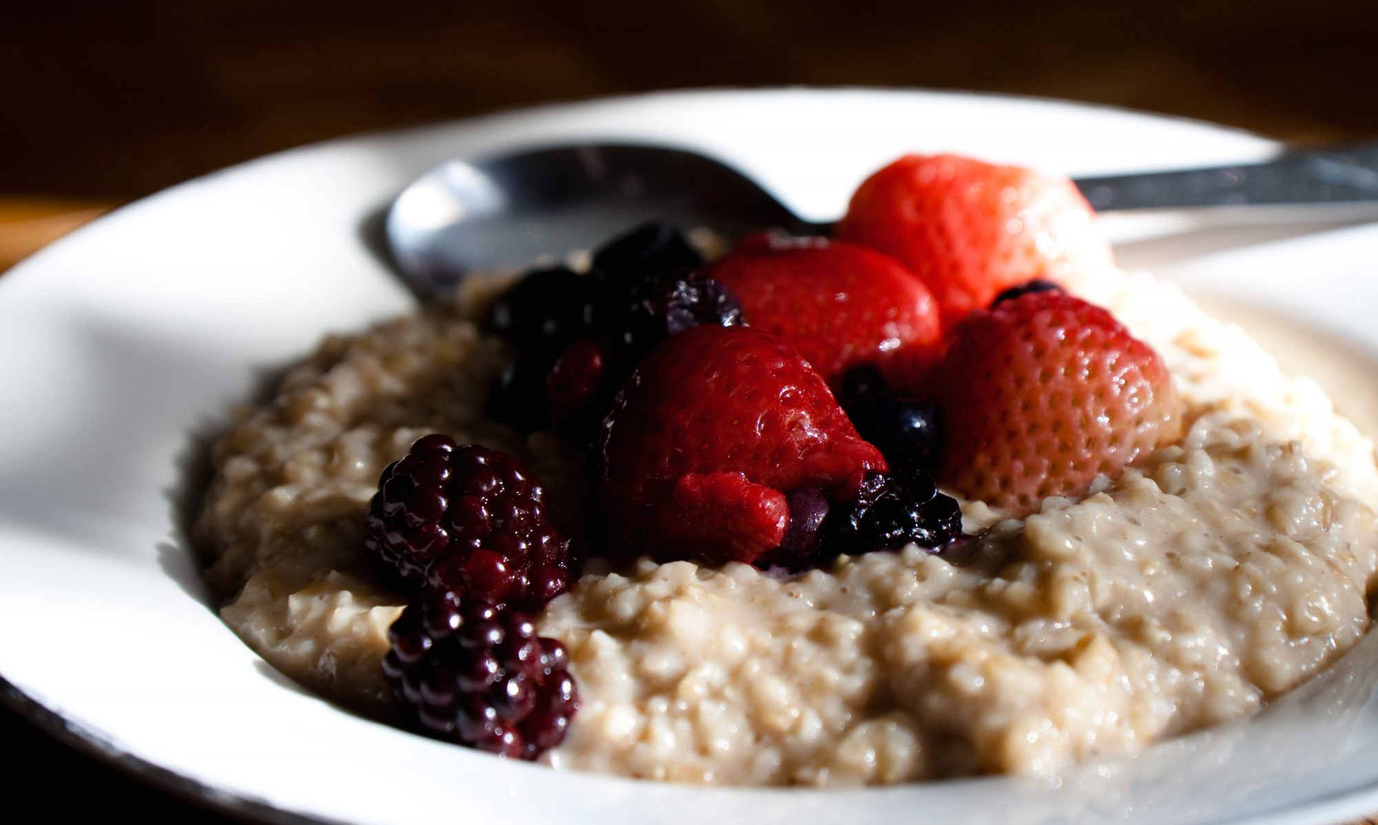 oatmeal is the secret to long life