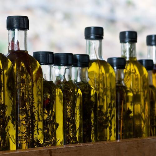 study Extra virgin olive oil