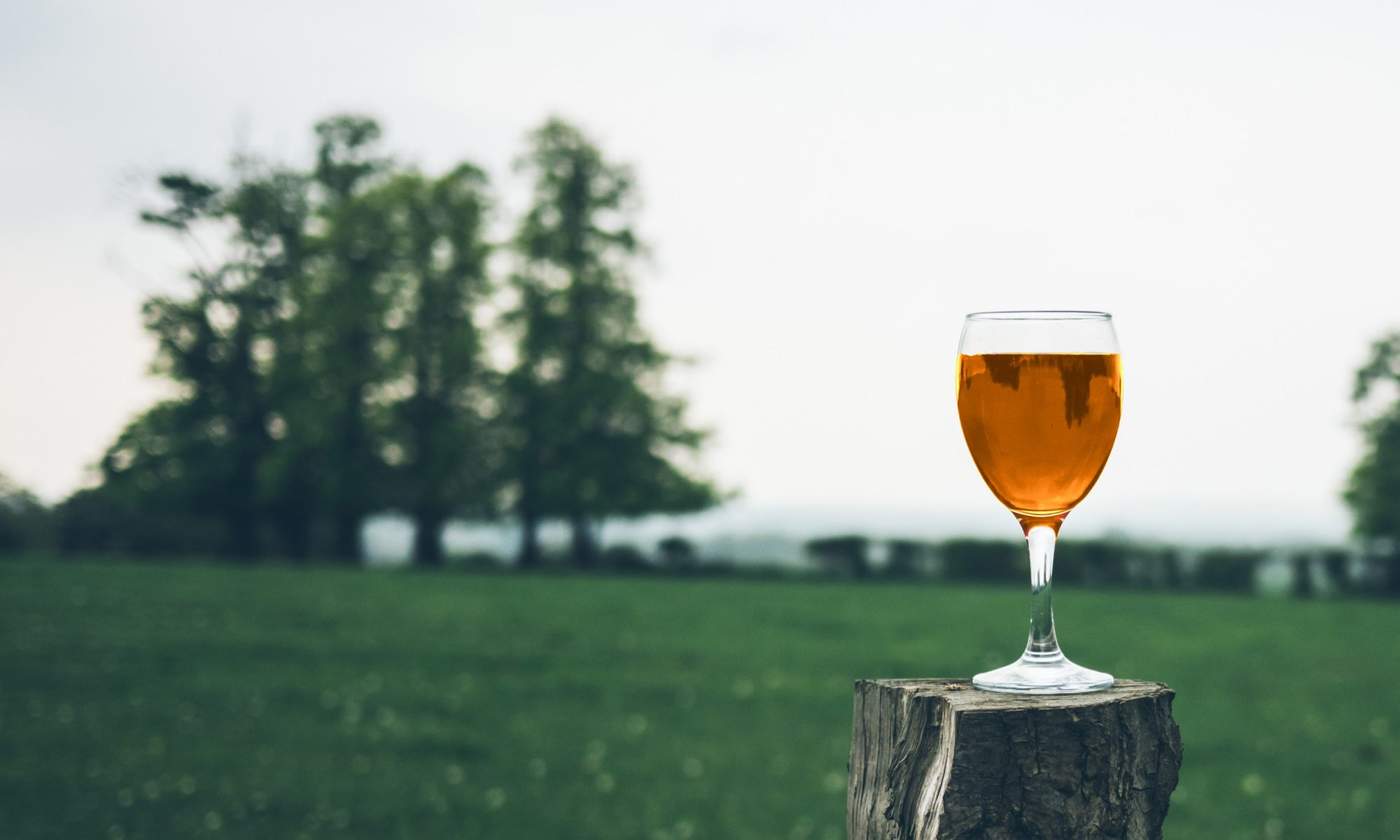 EC: Orange Wine Is Rosé for Fall