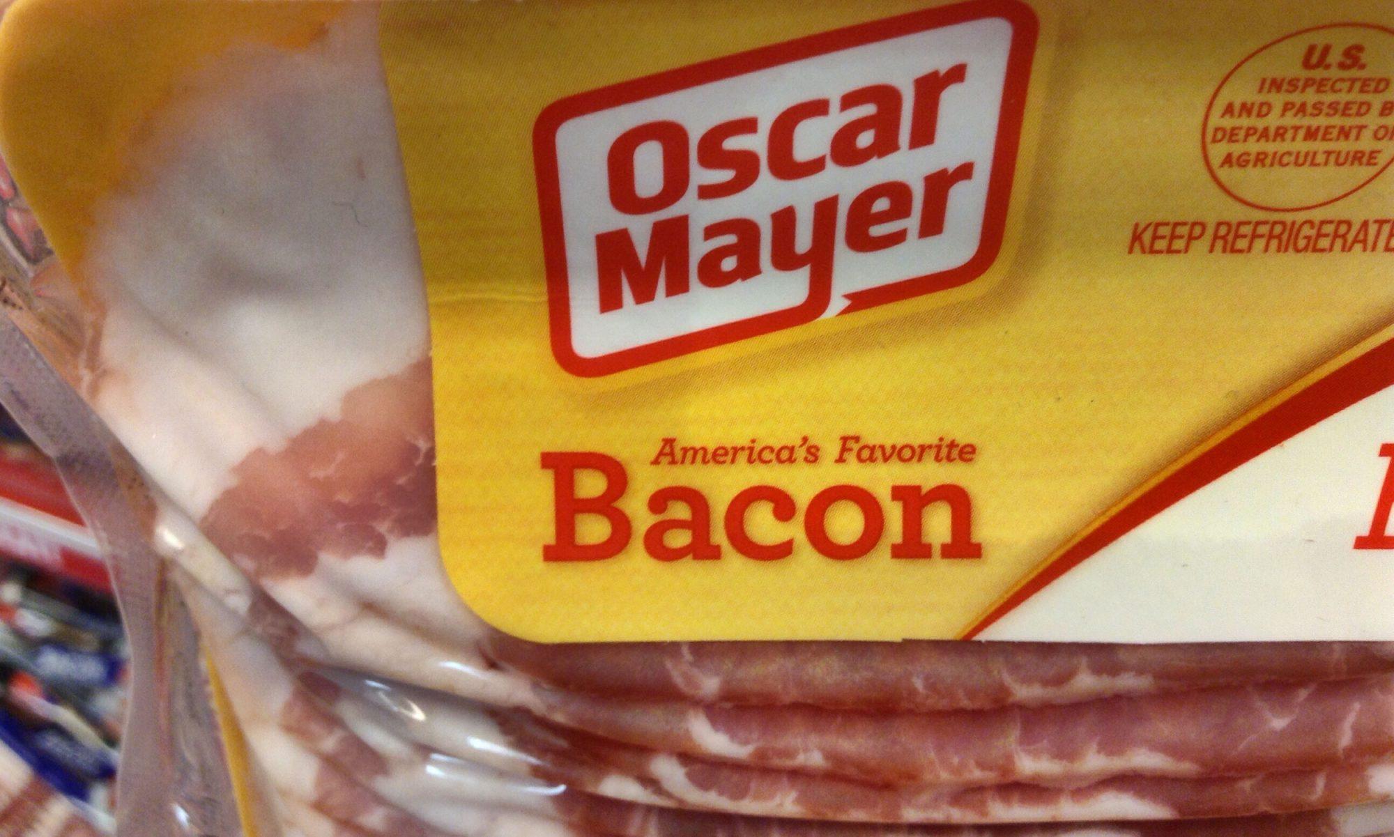 EC: Oscar Mayer Just Launched a Bacon Font