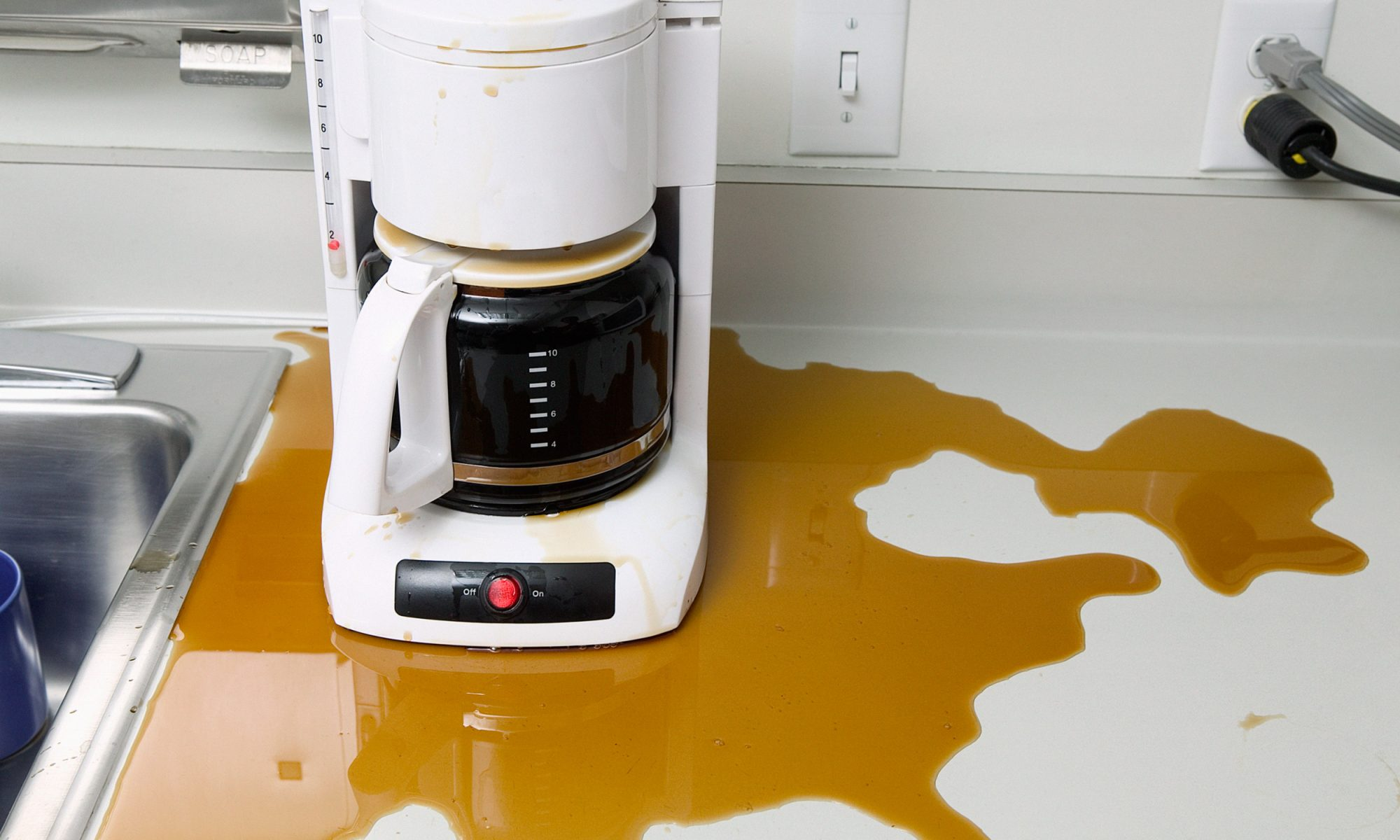 How To Stop Your Coffee Maker From Overflowing Extra Crispy Schematic Diagram Besides For Bunn Ec