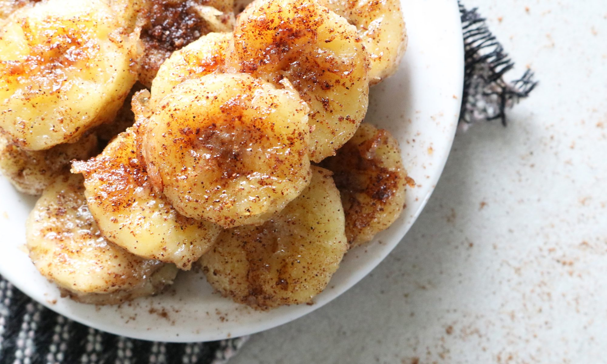 EC: Pan-Fried Cinnamon Bananas Are Ridiculously Easy