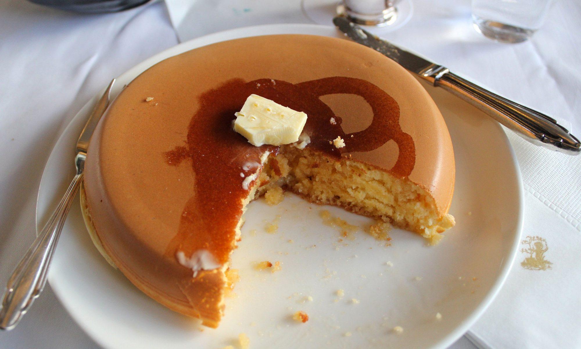 EC: Japan Has an Unexpected Secret Ingredient for Perfect Pancakes