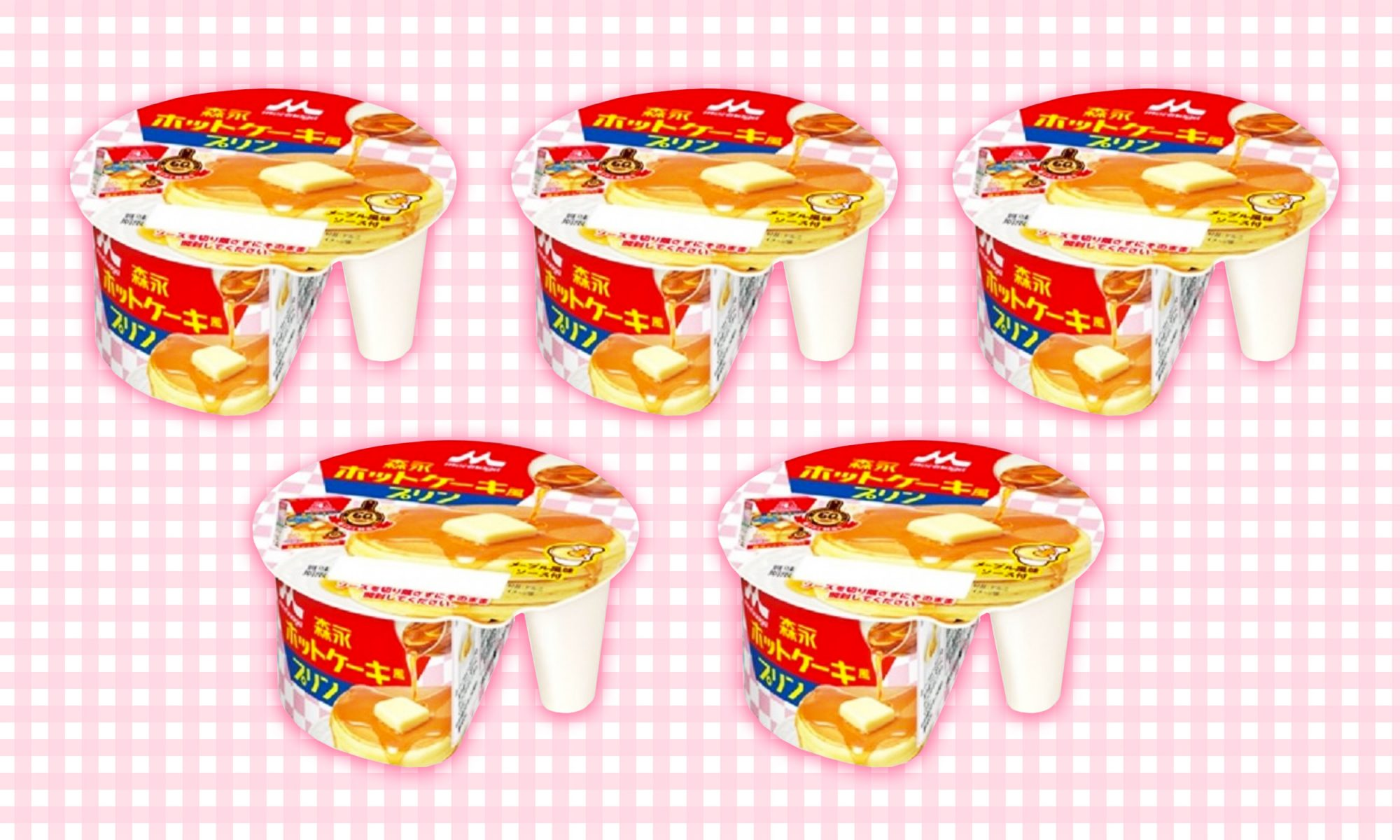 EC: Pancake Pudding Is Coming to Japan