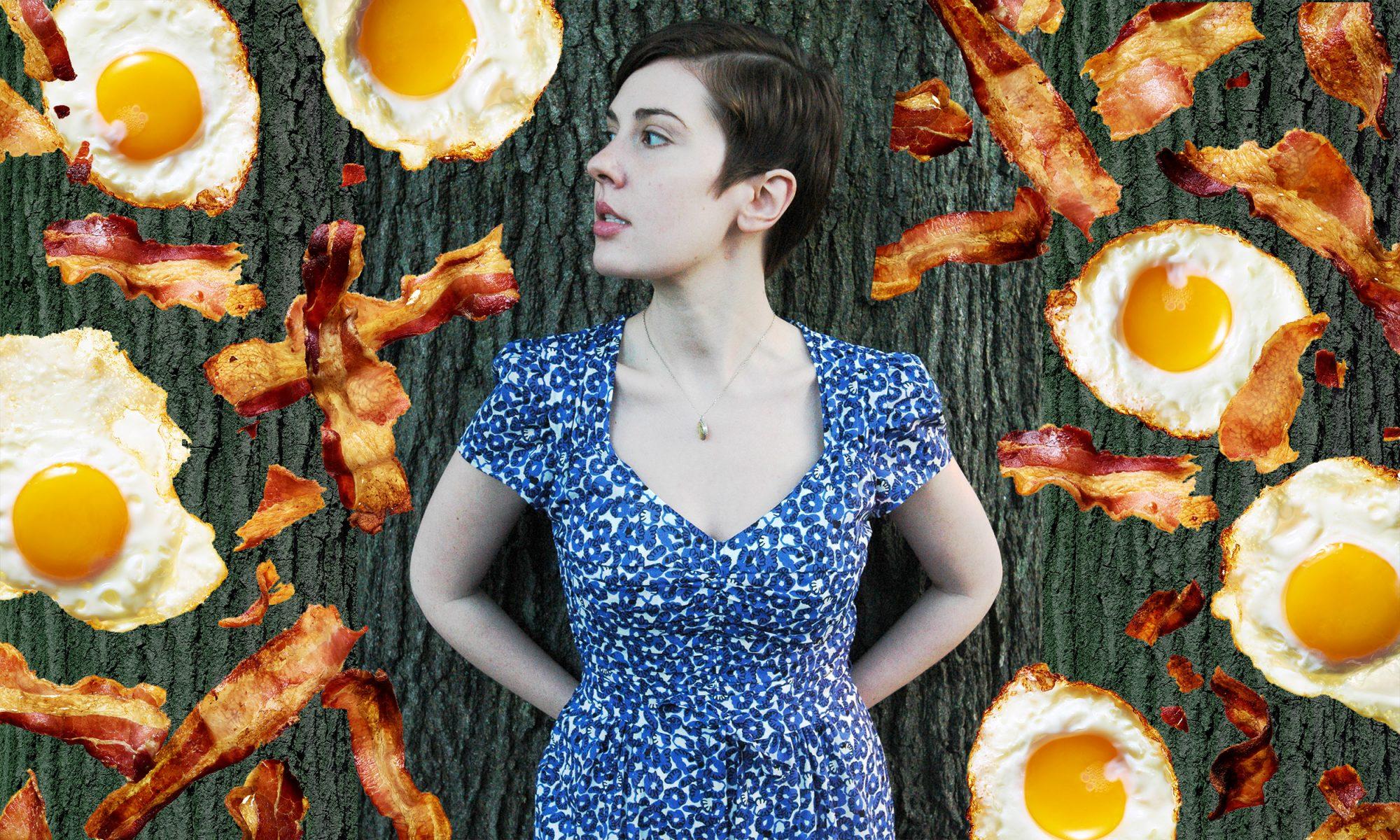 EC: How Patricia Lockwood Does Breakfast