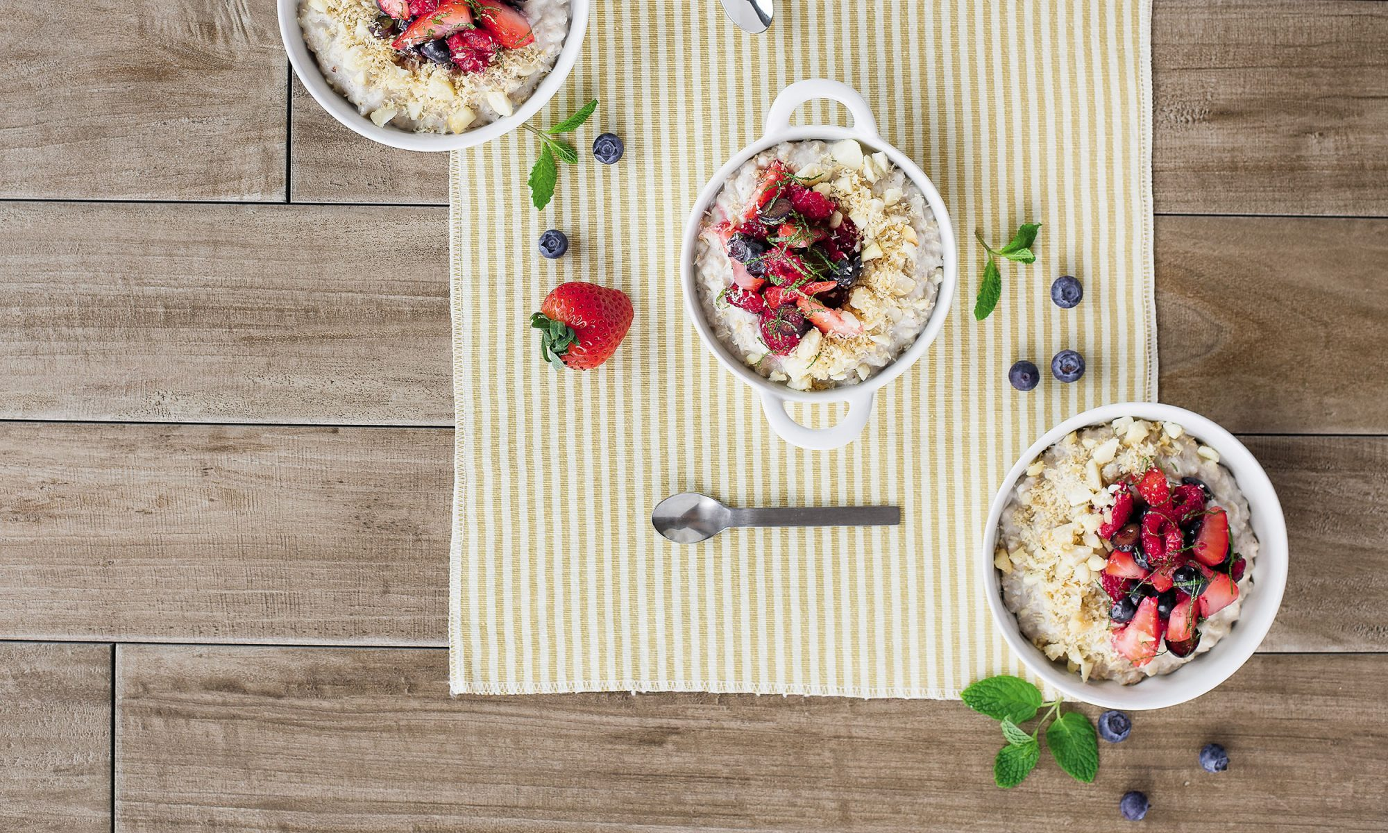 Peanut Butter and Jelly Rice Pudding