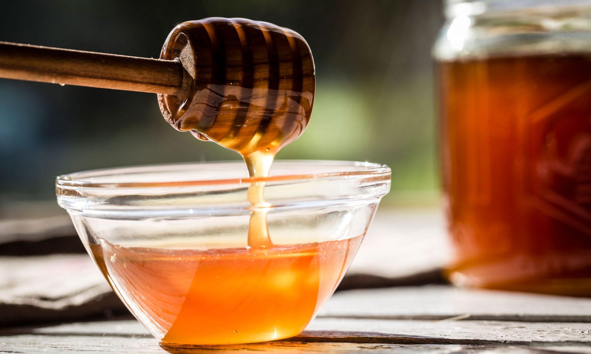 pesticides found in honey
