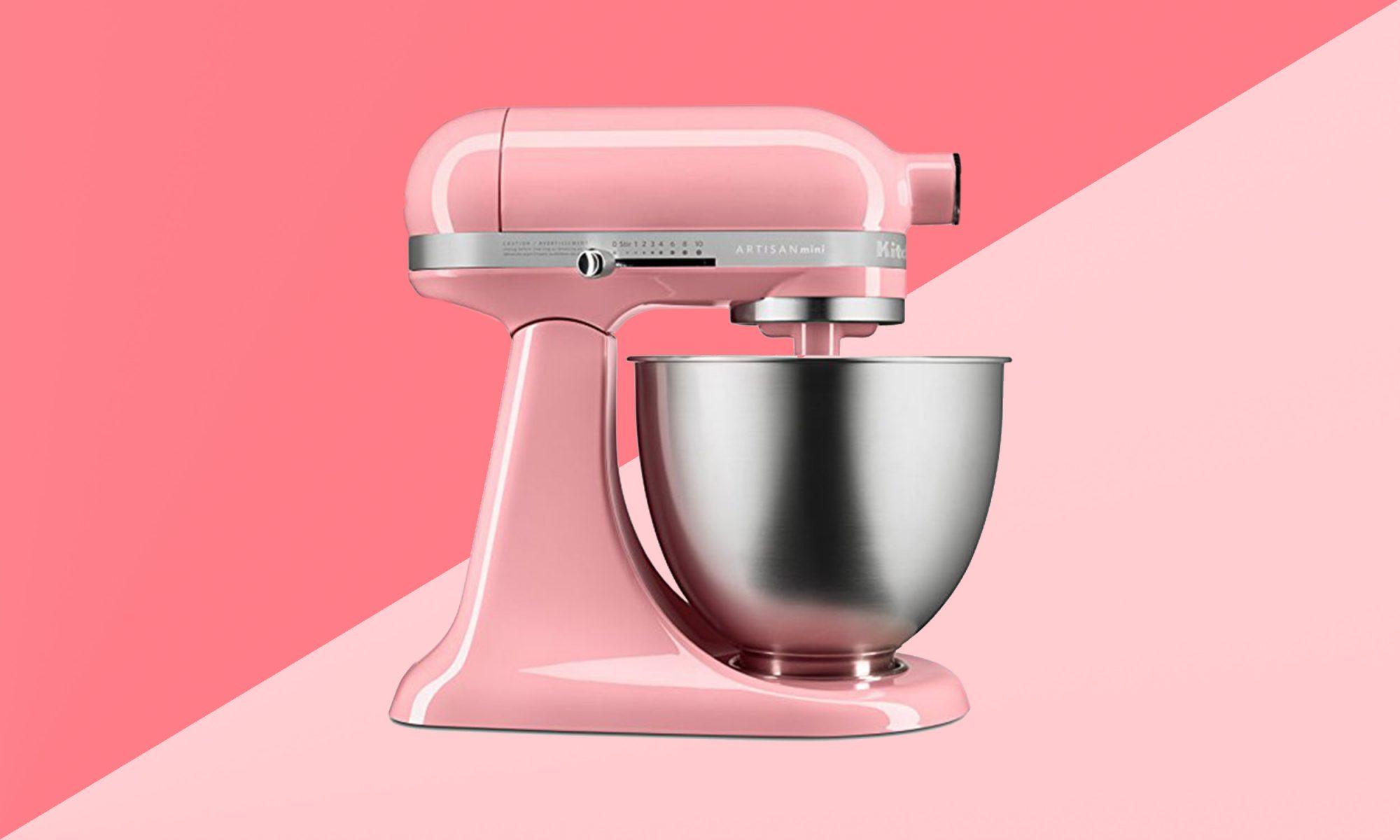 EC: Millennial Pink Kitchen Gear Will Make You an On-Trend Chef