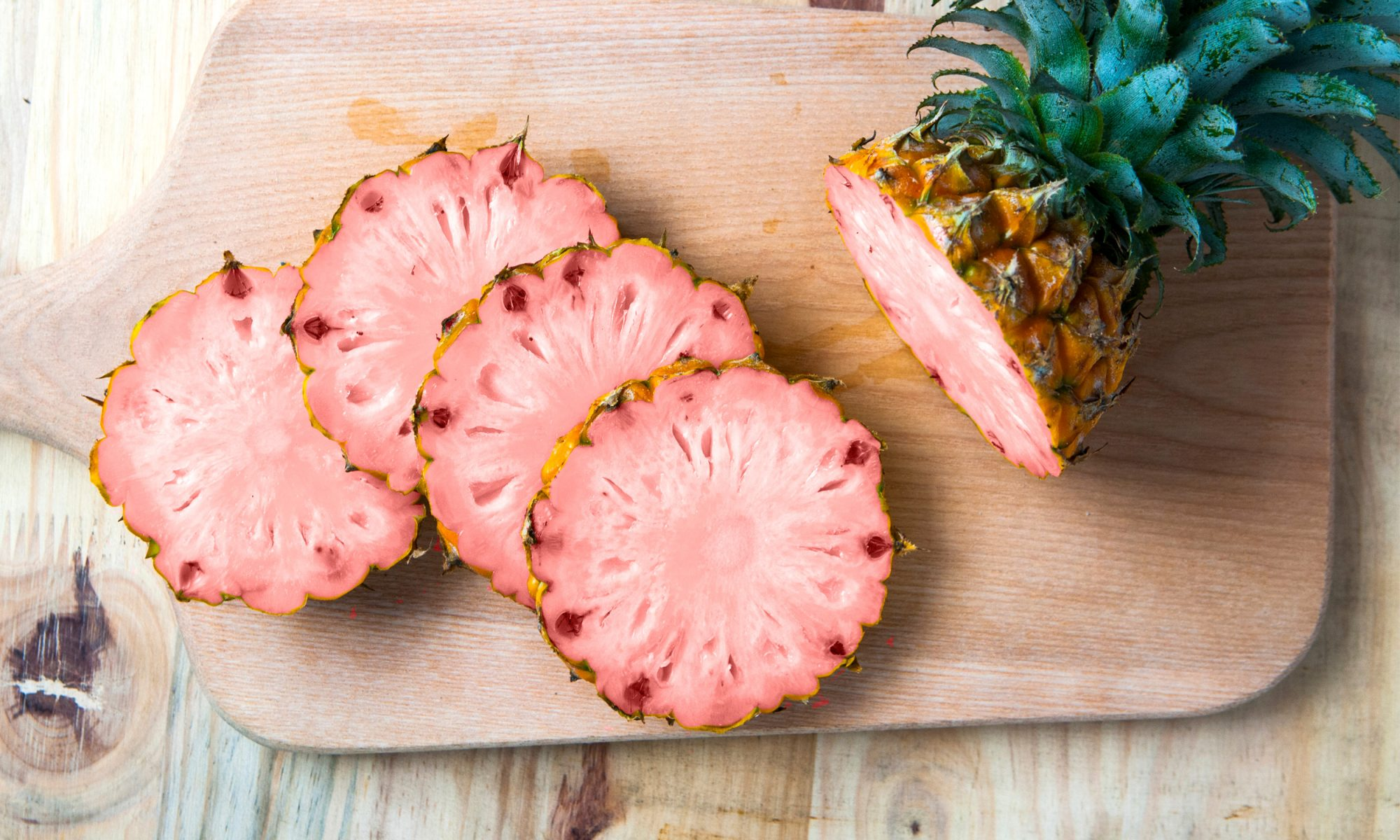 EC: Pink Pineapple Is the New Square Watermelon