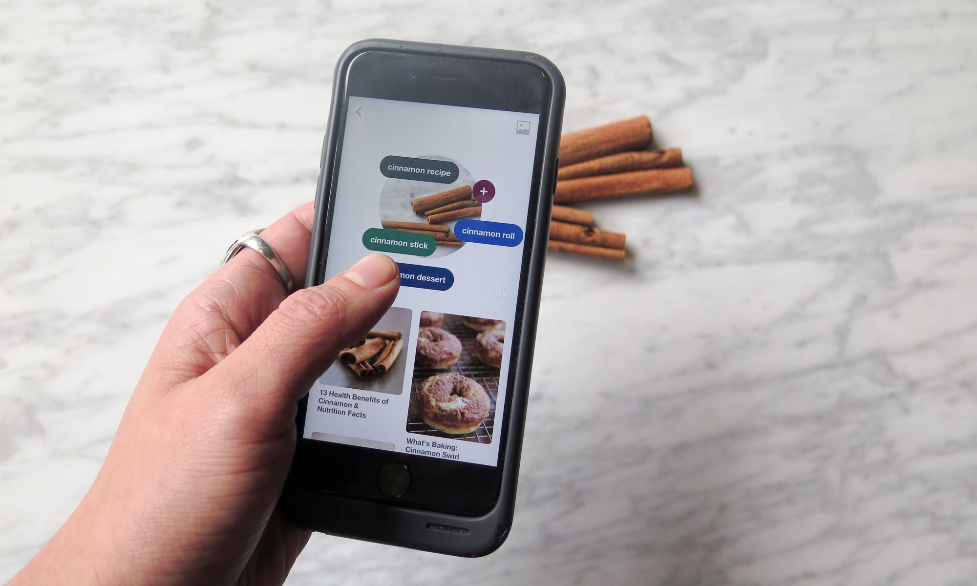 EC: Does Pinterest's New 'Shazam for Food' Feature Actually Work?