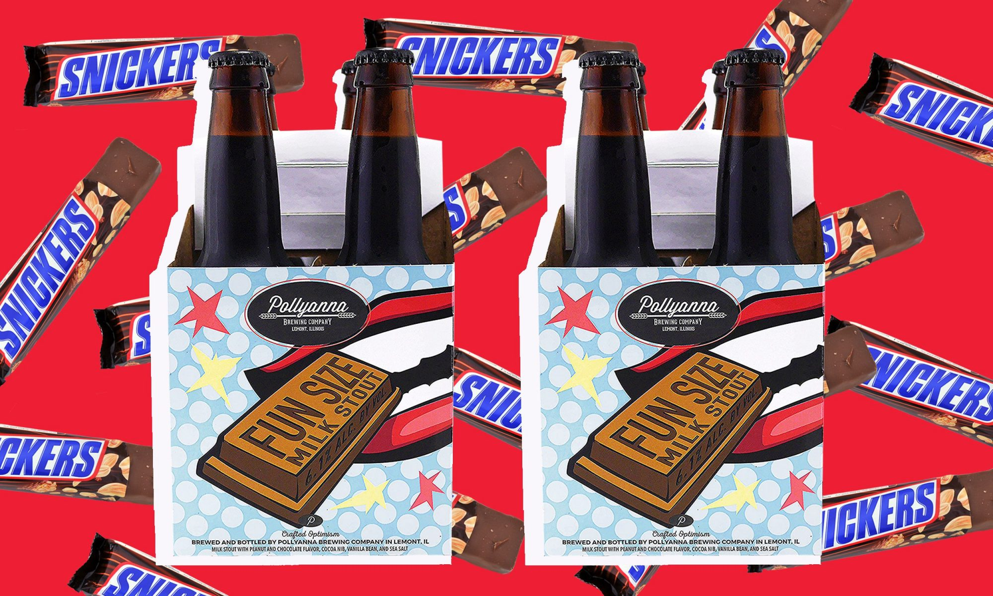 EC: This Beer Is Supposed to Taste Exactly Like a Snickers Bar