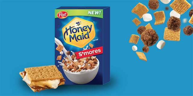 EC: This New S'mores Cereal Sounds Heavenly