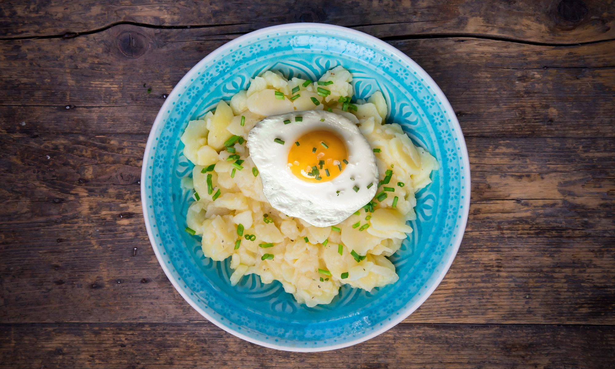 potato salad for breakfast