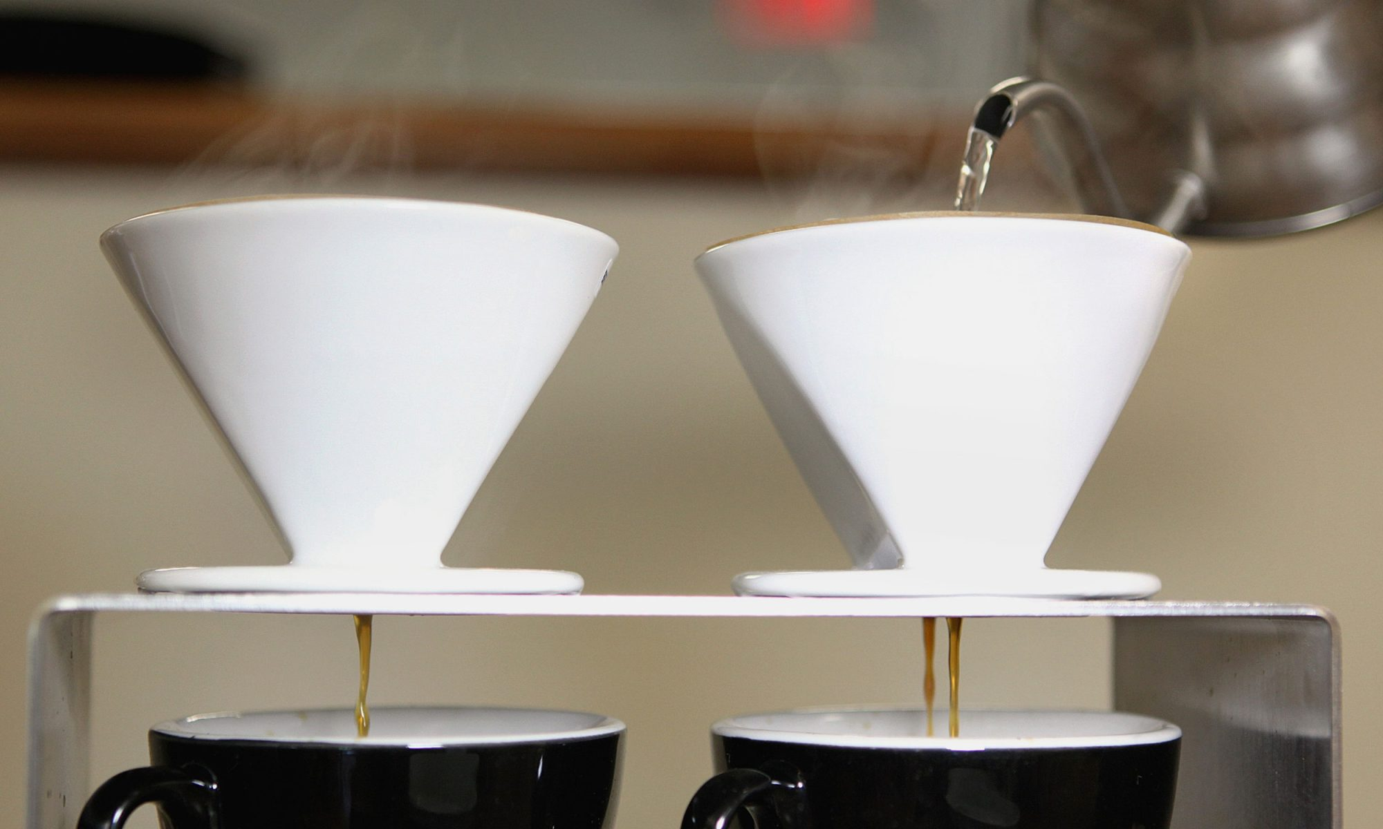 Is the Pour-Over Coffee Fad Really Already Over?