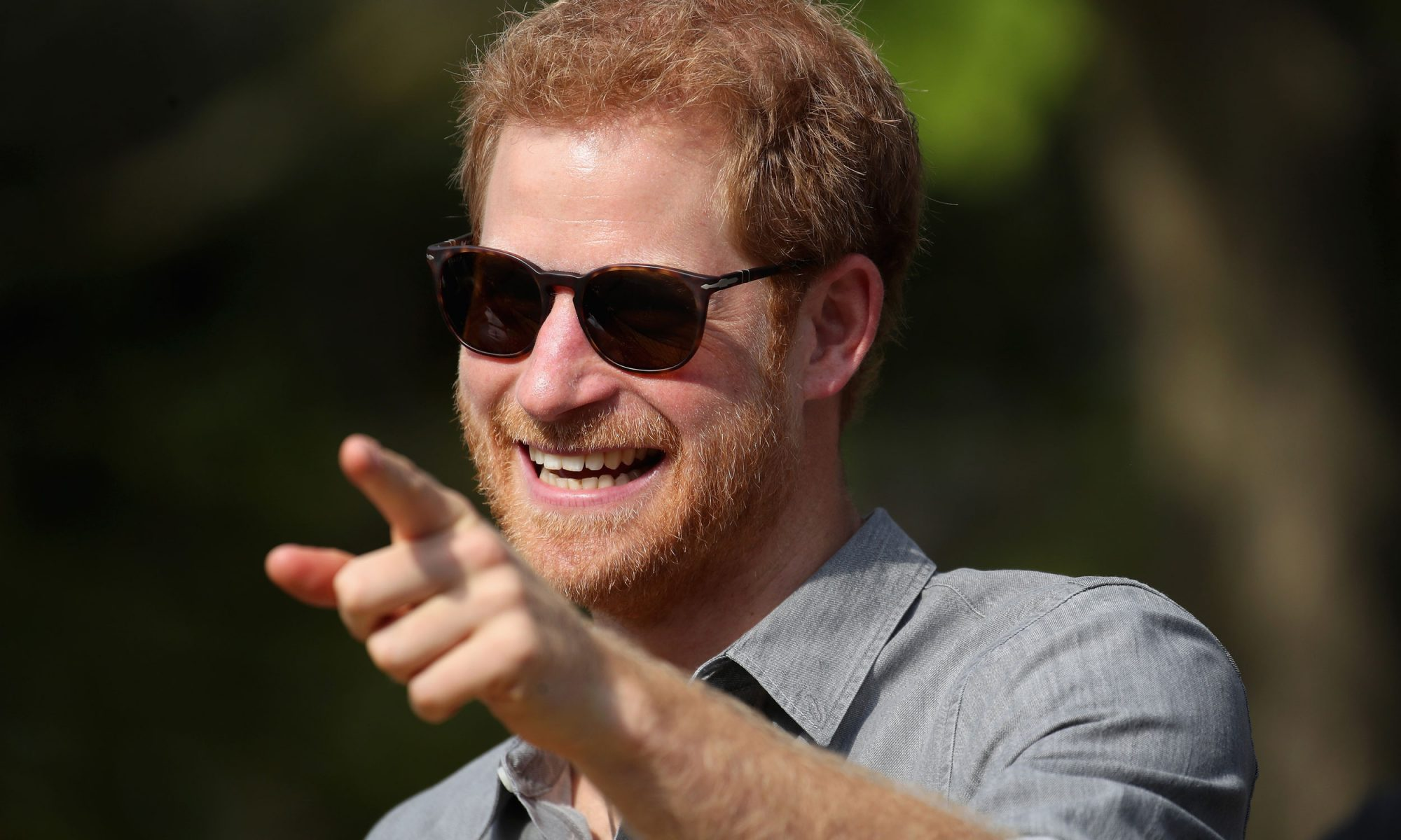 EC: Prince Harry Likes His Bacon Cooked in a Very Specific Way