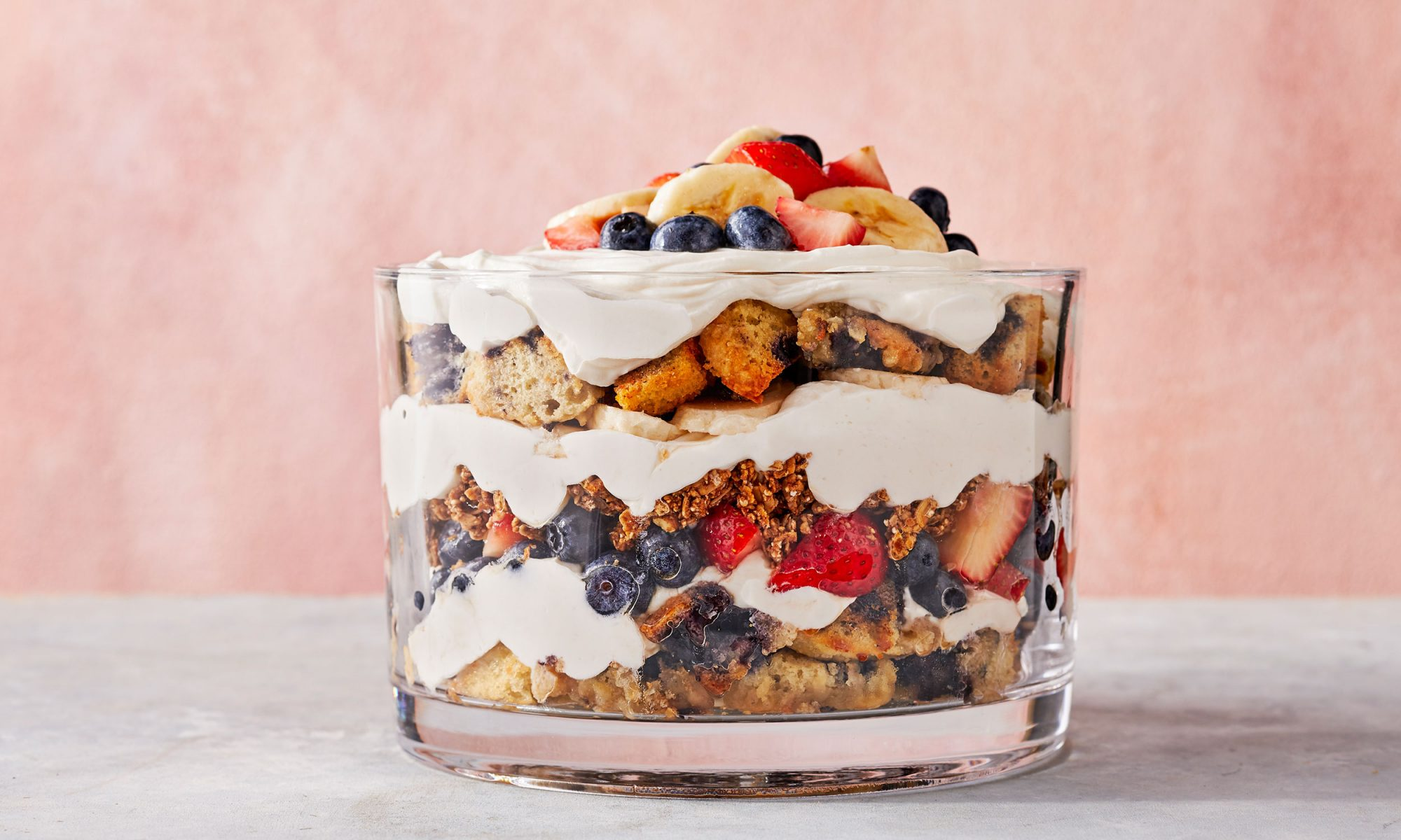 EC: Sort Of Fancy Breakfast Trifle