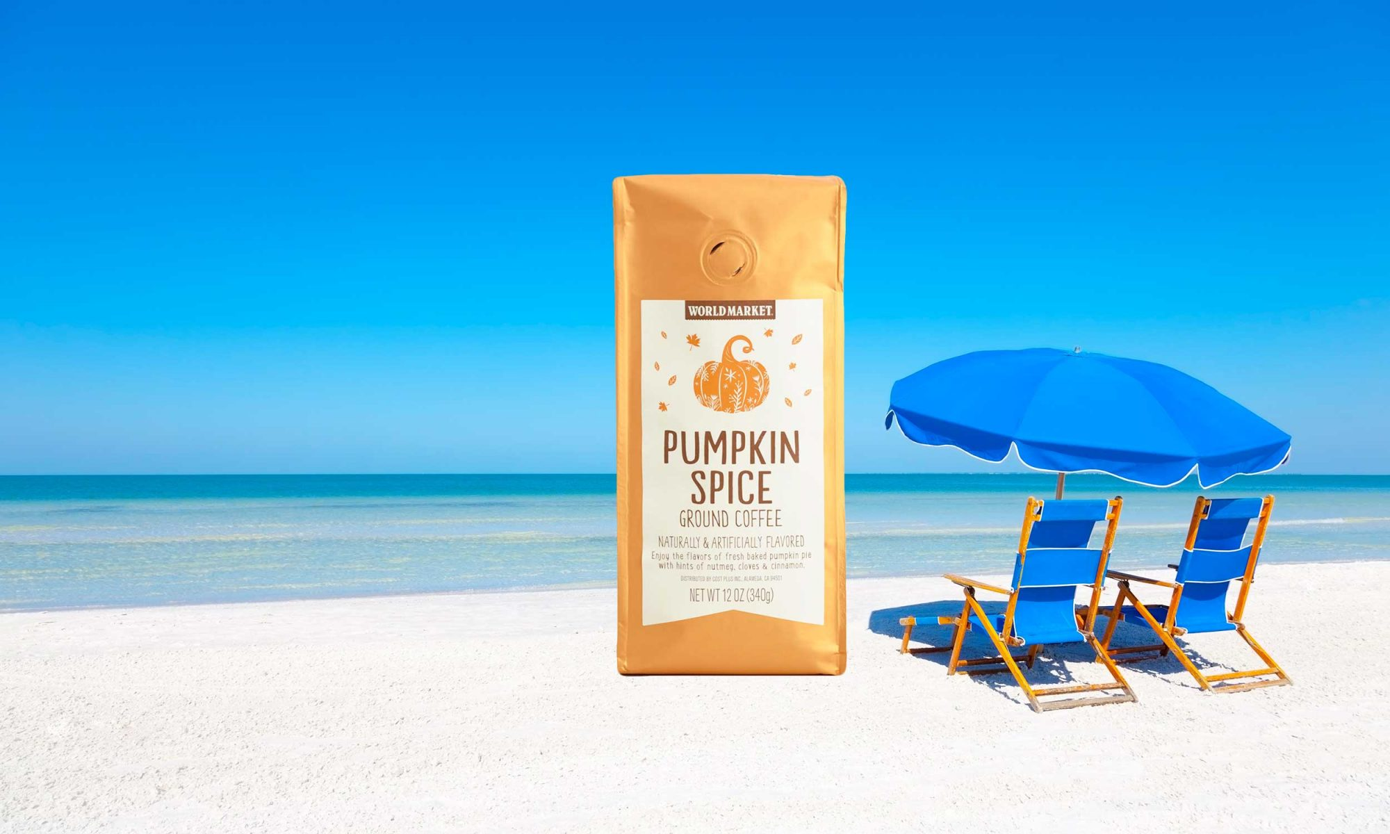 EC: Who Decided That Pumpkin Spice Season Starts in August?