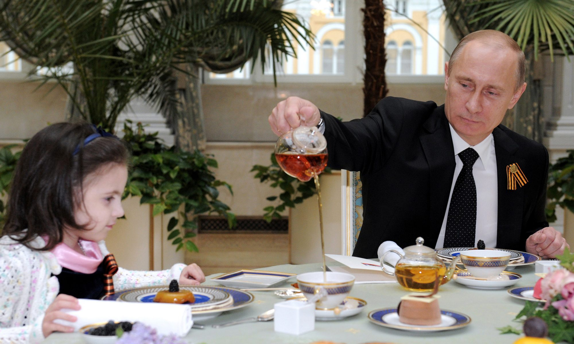 EC: Russian Tea Is Not from Russia, It's from Church Cookbooks