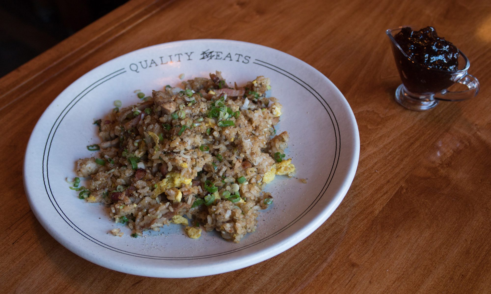 quality eats thanksgiving fried rice