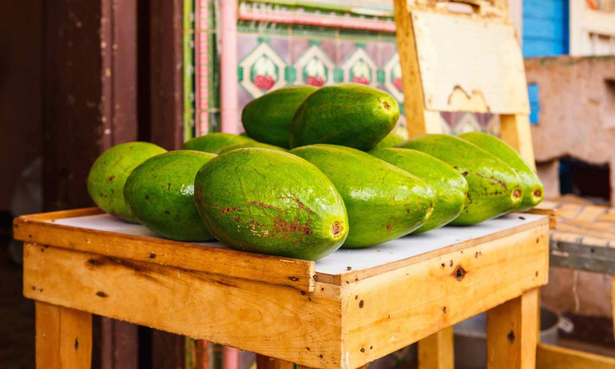 record breaking avocado