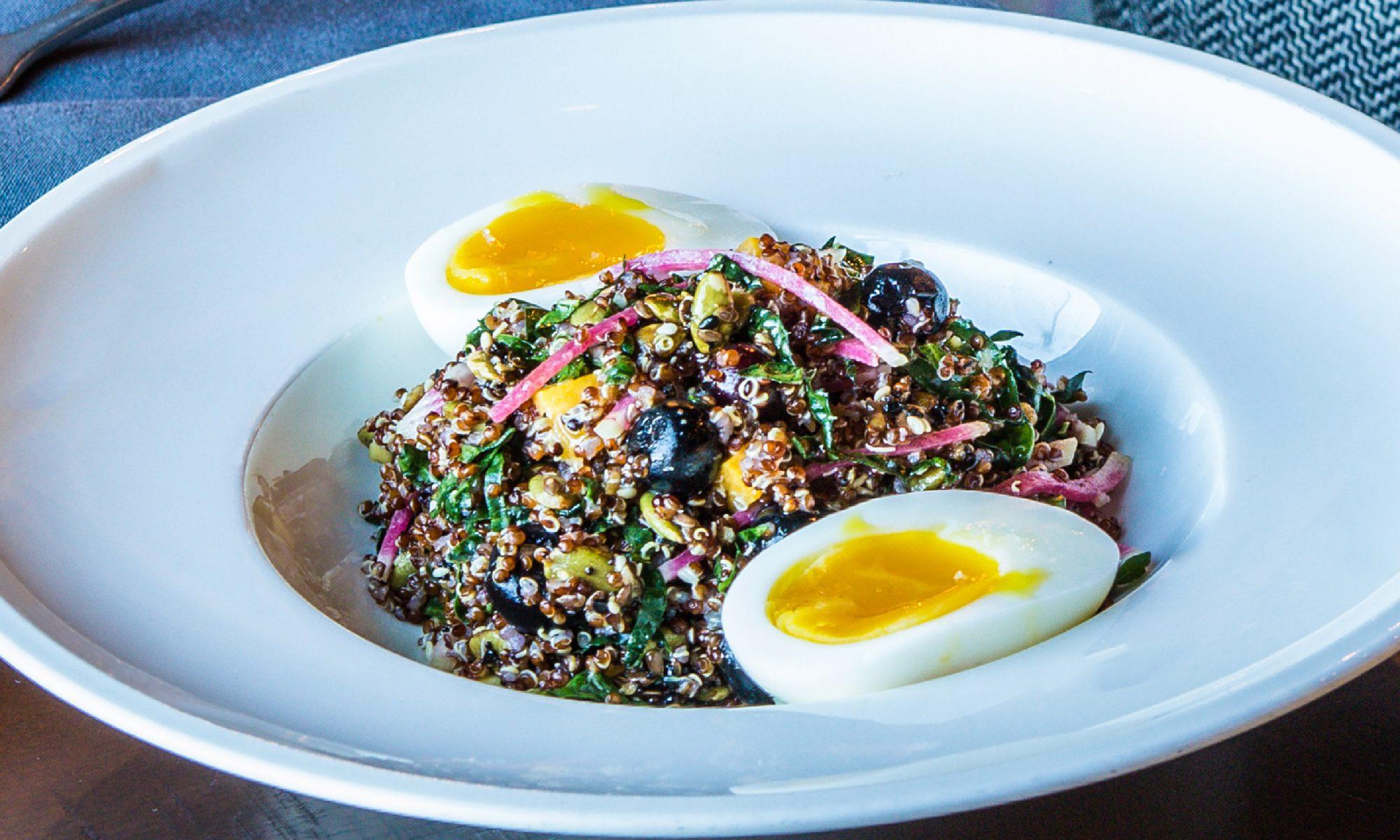 EC: Your Breakfast Salad Needs Granola
