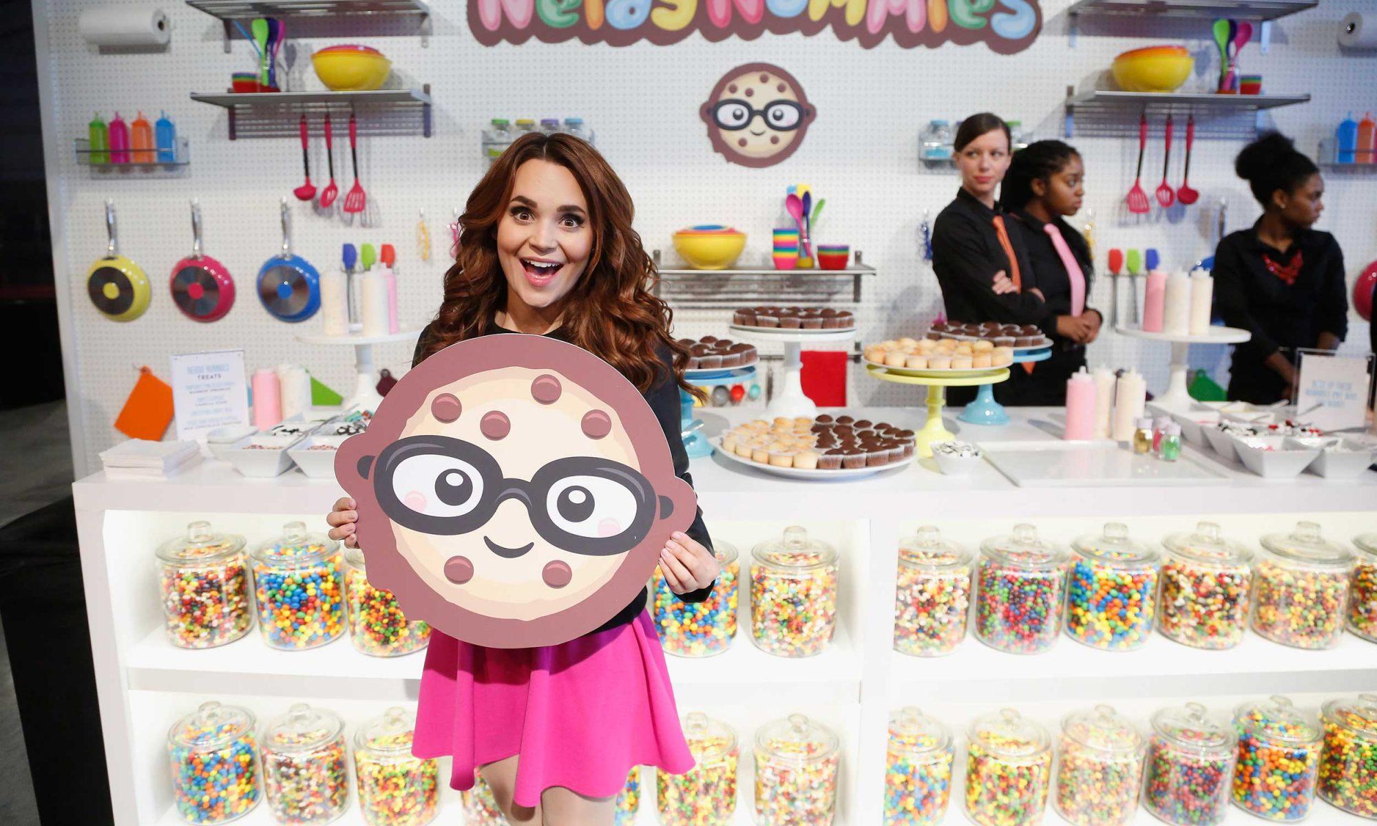 EC: How Rosanna Pansino of 'Nerdy Nummies' Does Breakfast