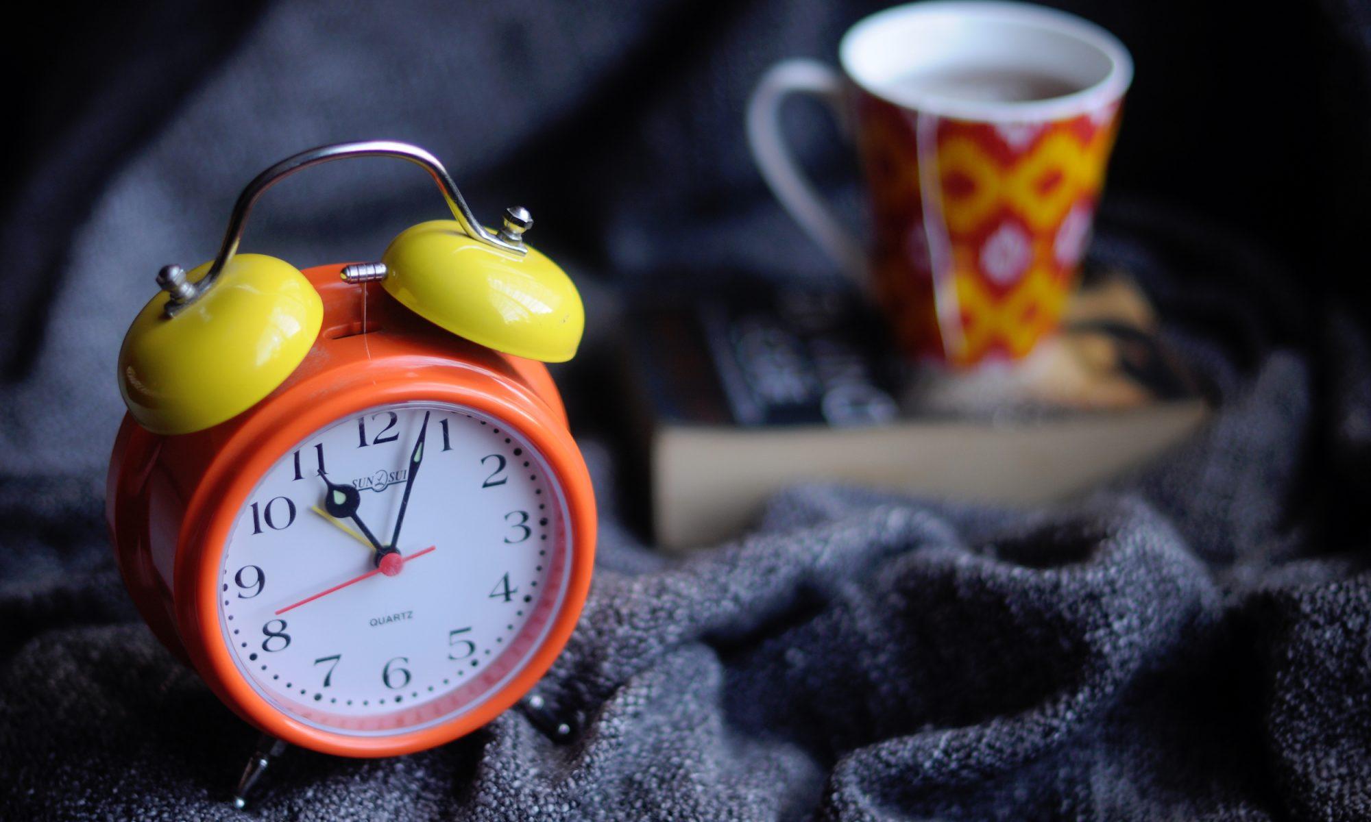 EC: The Science of Breakfast Time, According to Alan Burdick
