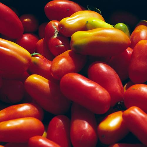 EC: Your San Marzano Tomatoes Are Probably Fake