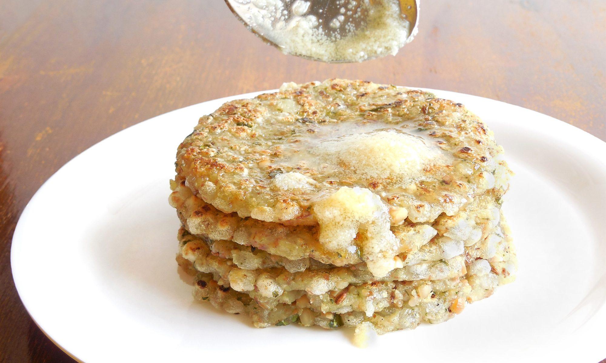 EC: Around the World in 21 Savory Pancakes