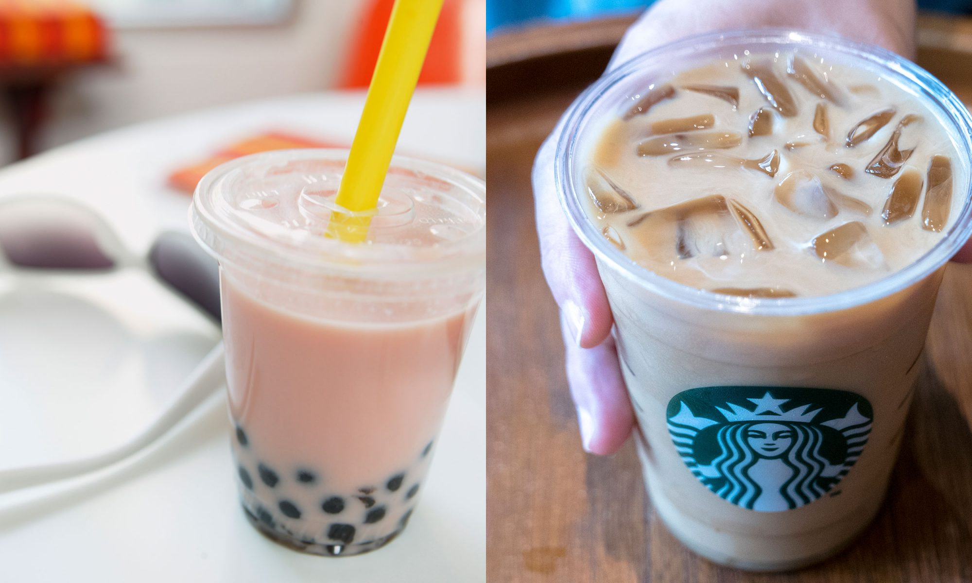 EC: Starbucks Says This Boba Shop Can't Serve Drinks To Go