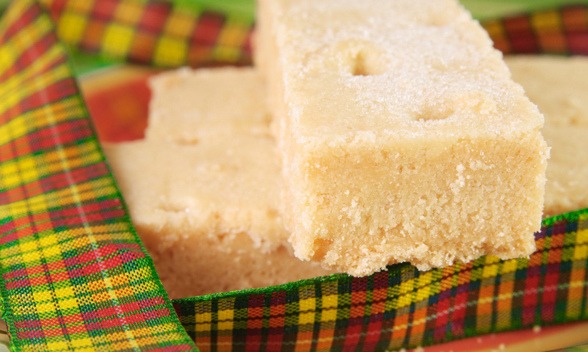 Don't Screw Up Your Scottish Shortbread