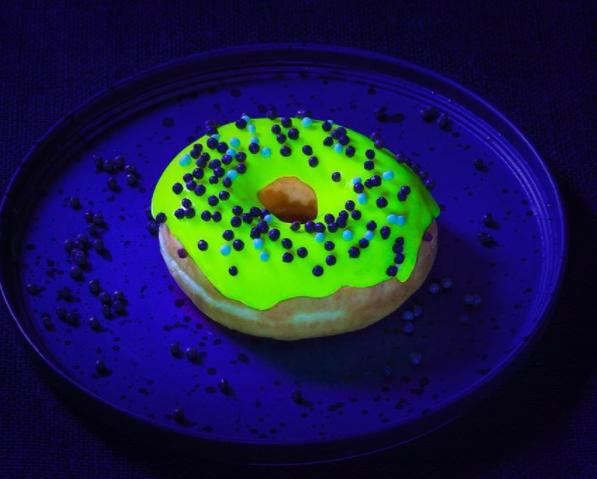 EC: Glow-in-the-Dark Doughnuts Are Here