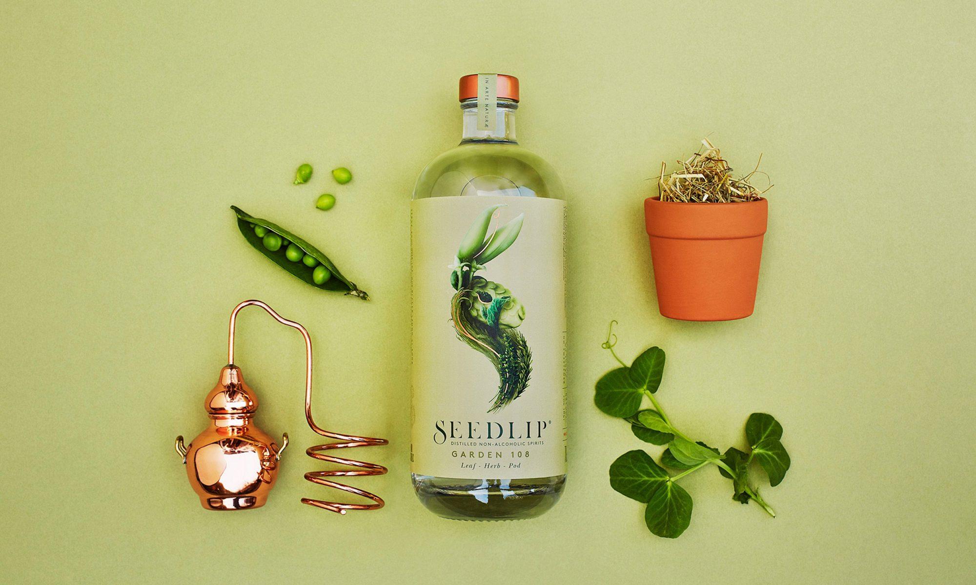 seedlip nonalcoholic drink