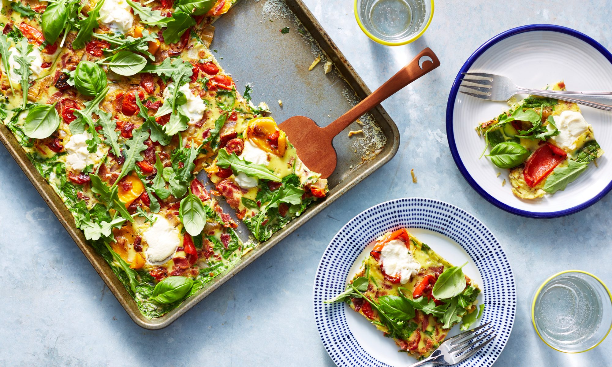 21 Sheet Pan Brunch Dishes