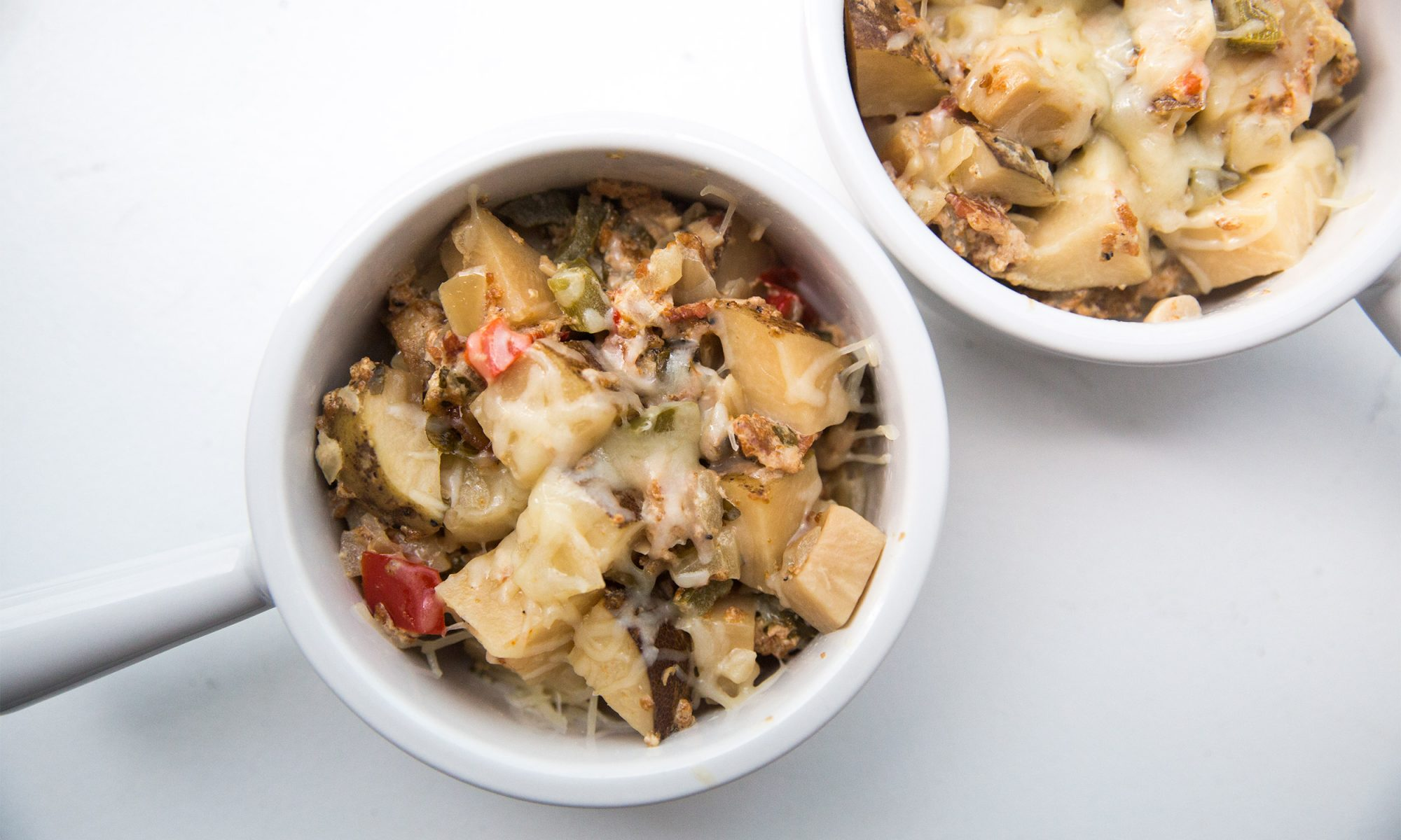 EC: Slow-Cooker Breakfast Potatoes for Stressful Mornings a.k.a. Every Morning